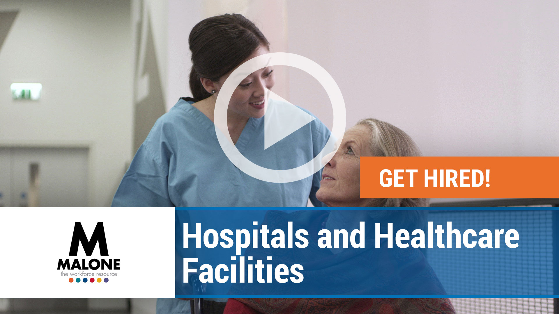Watch our careers video for available job opening Hospitals and Healthcare Facilities in Multiple Locations