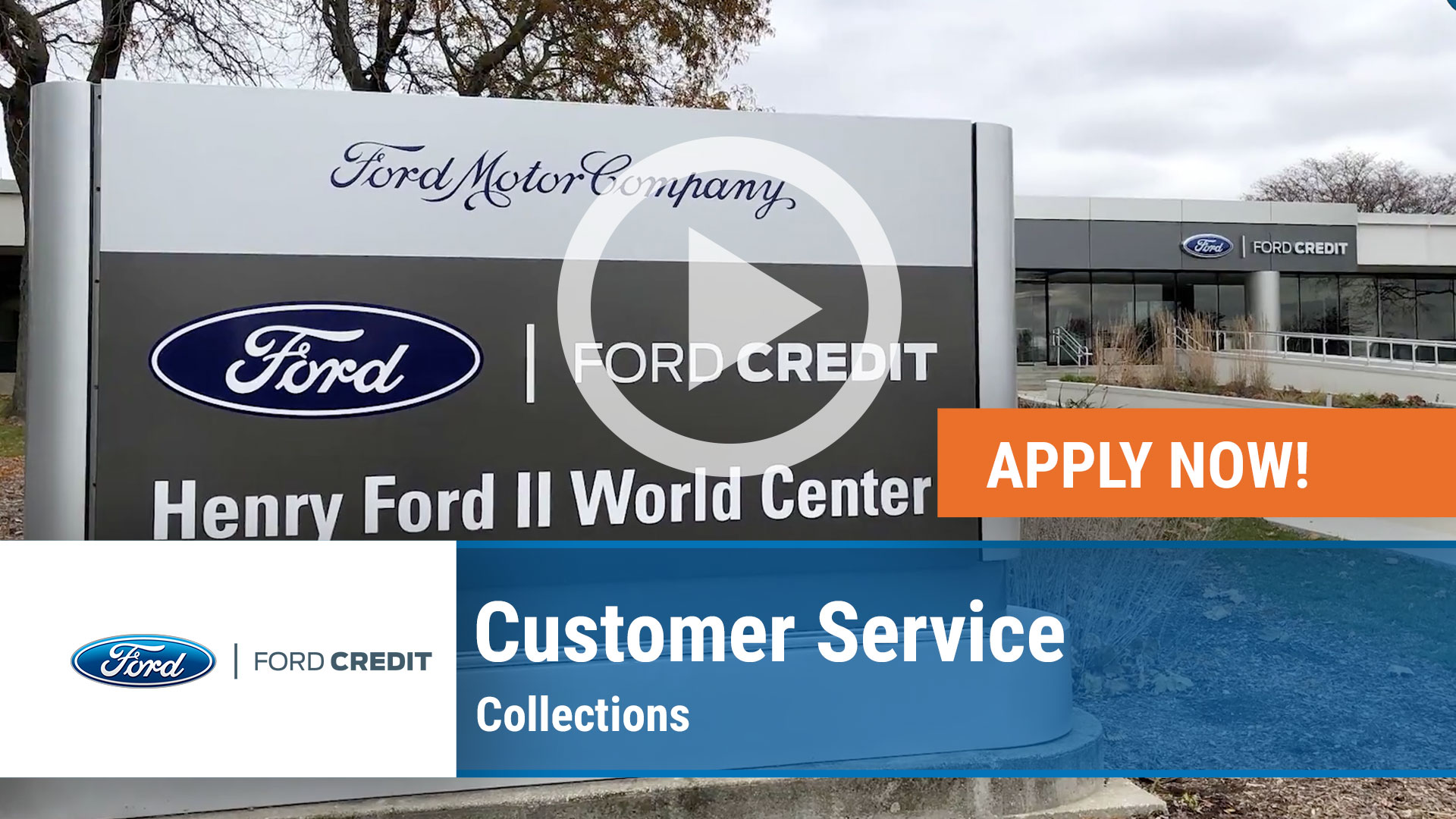 Jobs Available At Ford Motor Credit Hosted By Digi Me