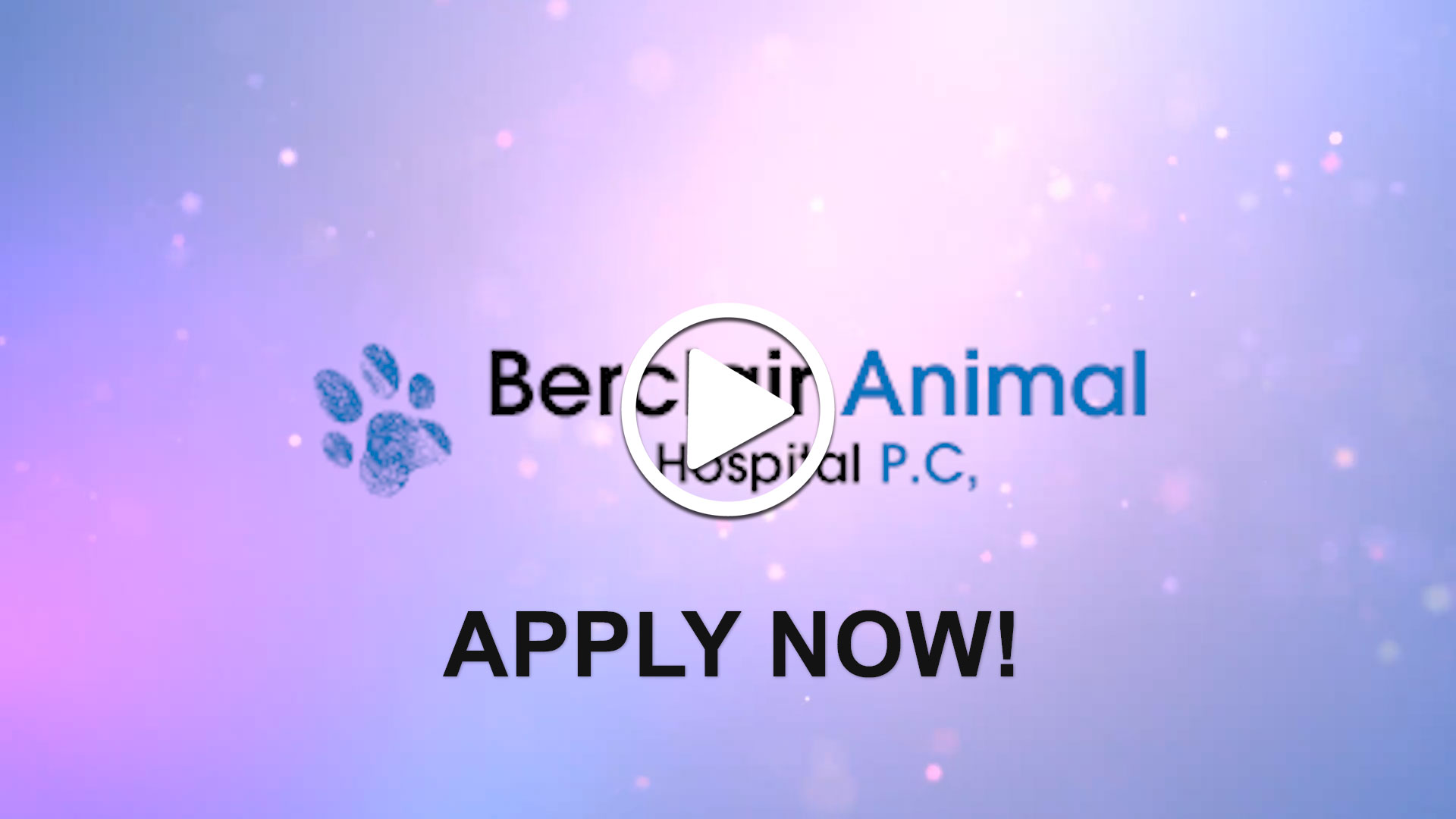 Watch our careers video for available job opening Associate Veterinarian in Memphis, TN, USA