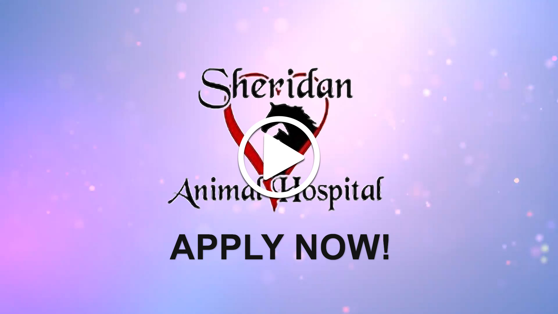 Watch our careers video for available job opening FT_PT Mixed Animal Associate Veterinarian in Sheridan, MI, USA