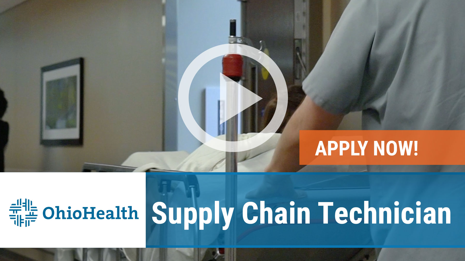 Watch our careers video for available job opening Supply Chain Technician in Columbus, Ohio