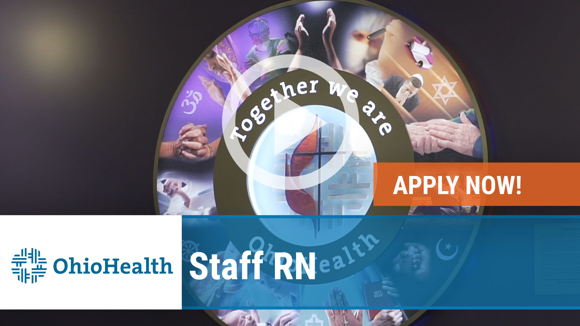 Watch our careers video for available job opening Staff Registered Nurse in Delaware, Ohio