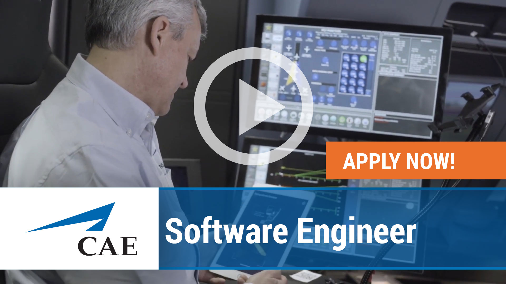 Watch our careers video for available job opening Software Engineer in Varies in Europe, e.g. German