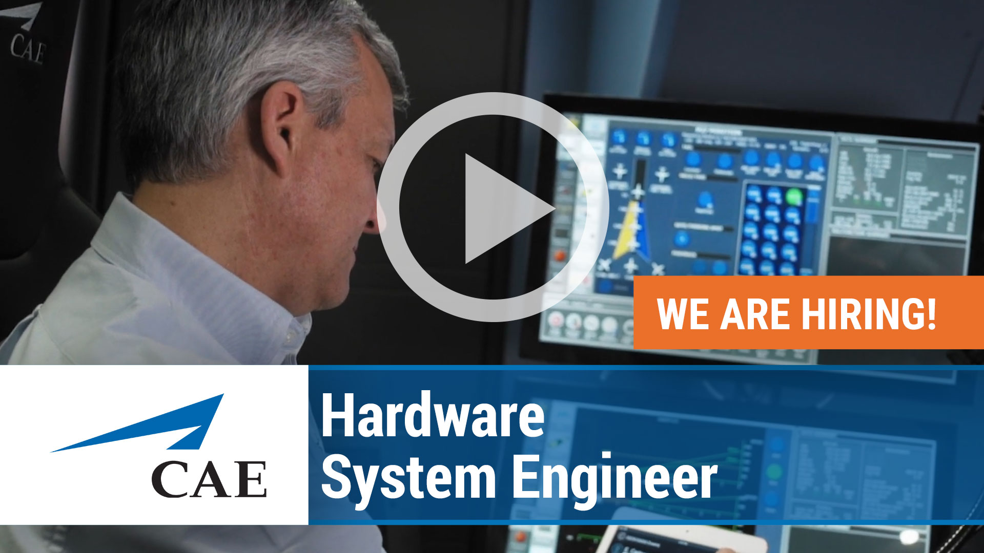 Watch our careers video for available job opening Hardware System Engineer in Varies in Europe
