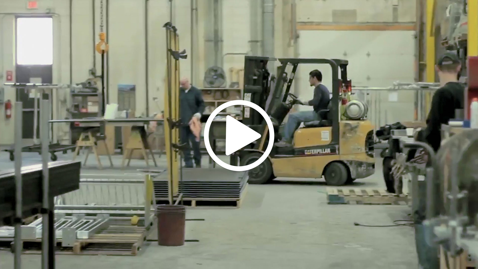 Watch our careers video for available job opening Forklift Operator & Production Workers in Jackson, MN