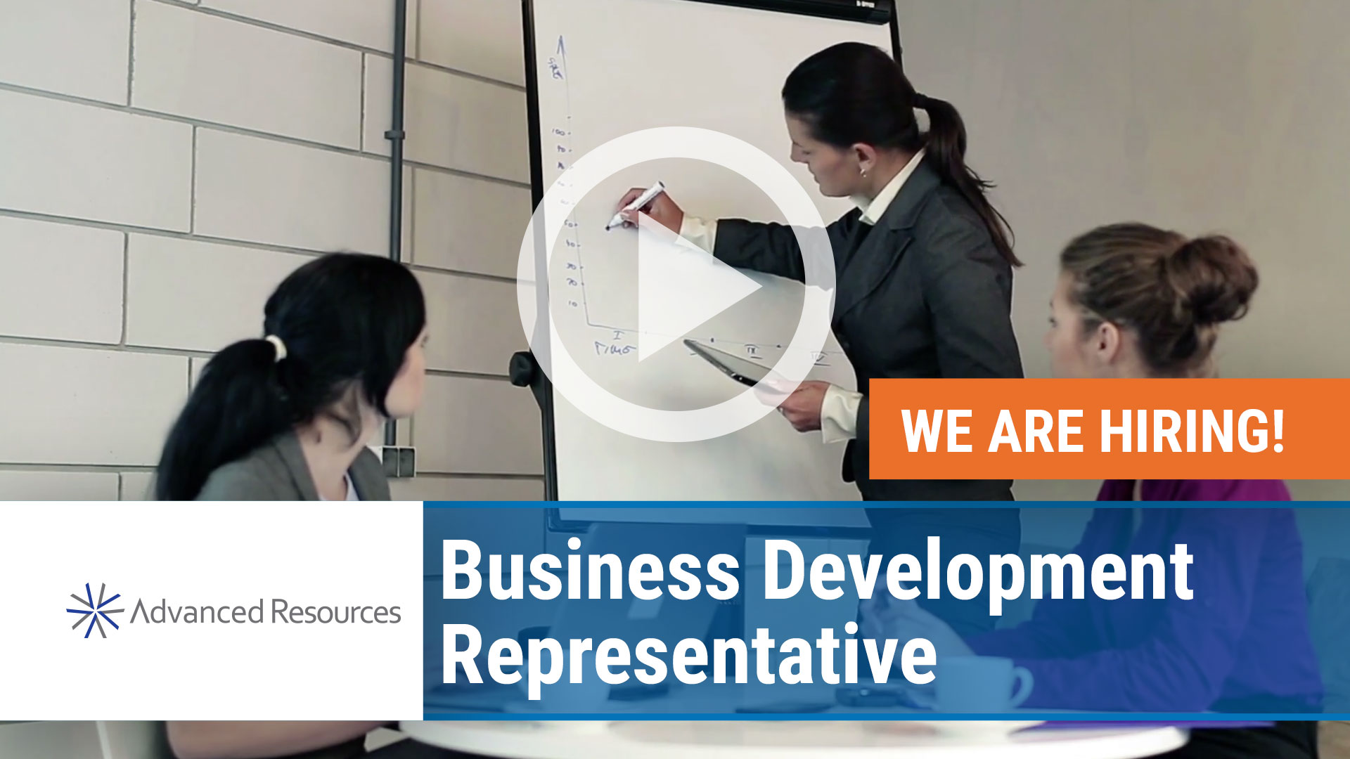 Watch our careers video for available job opening Business Development Representative in Northbrook, Illinois
