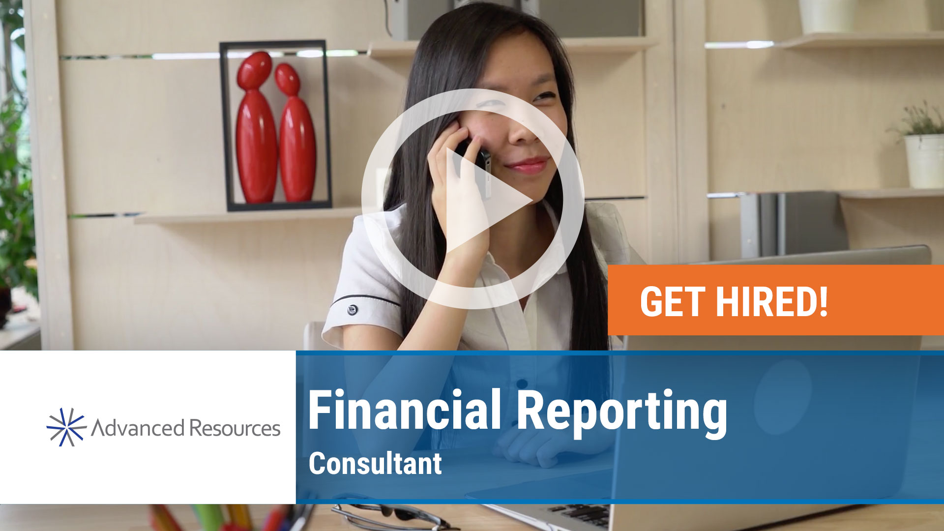 Watch our careers video for available job opening Financial Reporting Consultant in Chicago, Illinois