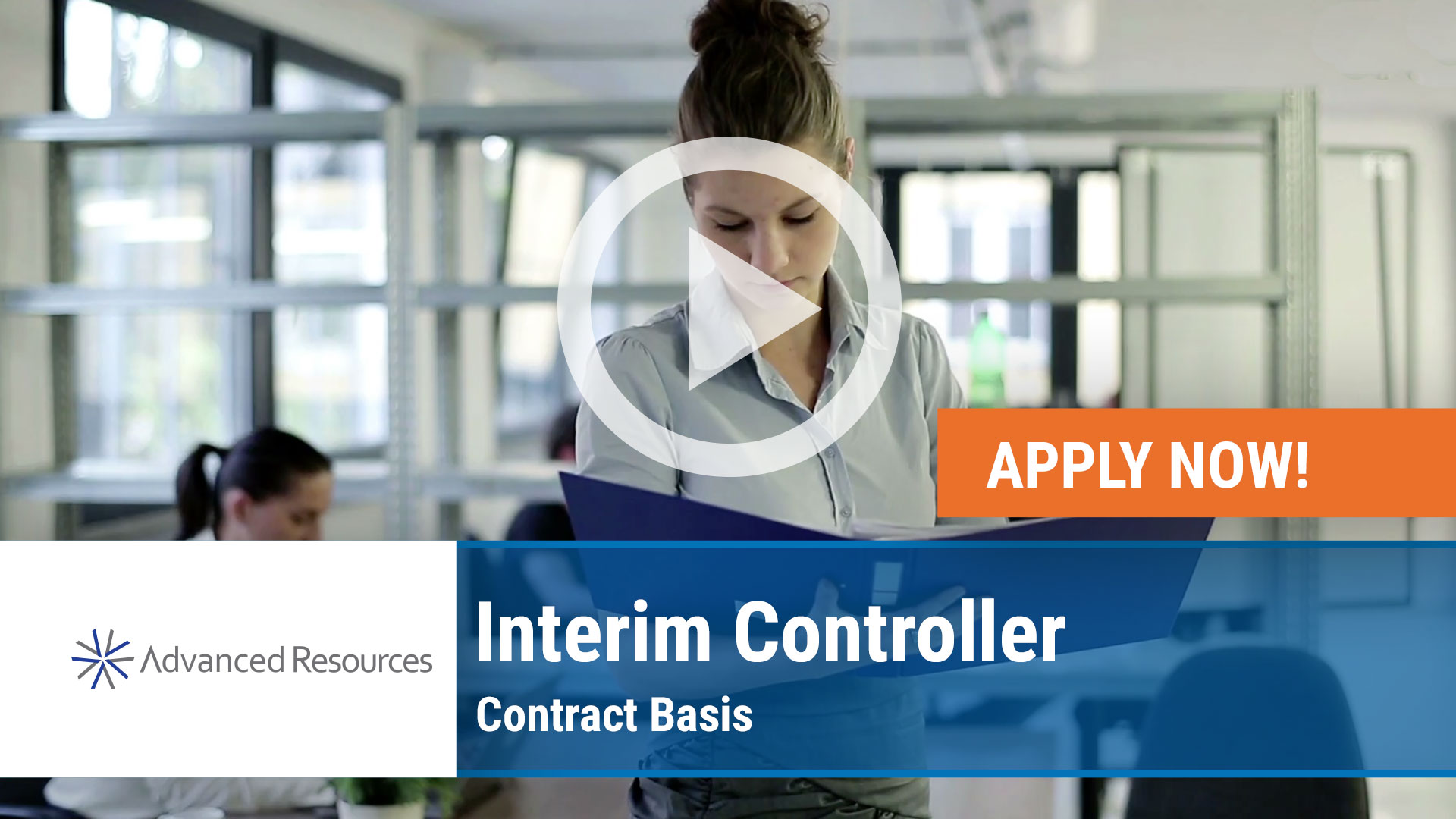 Watch our careers video for available job opening Interim Controller in Chicago, Illinois