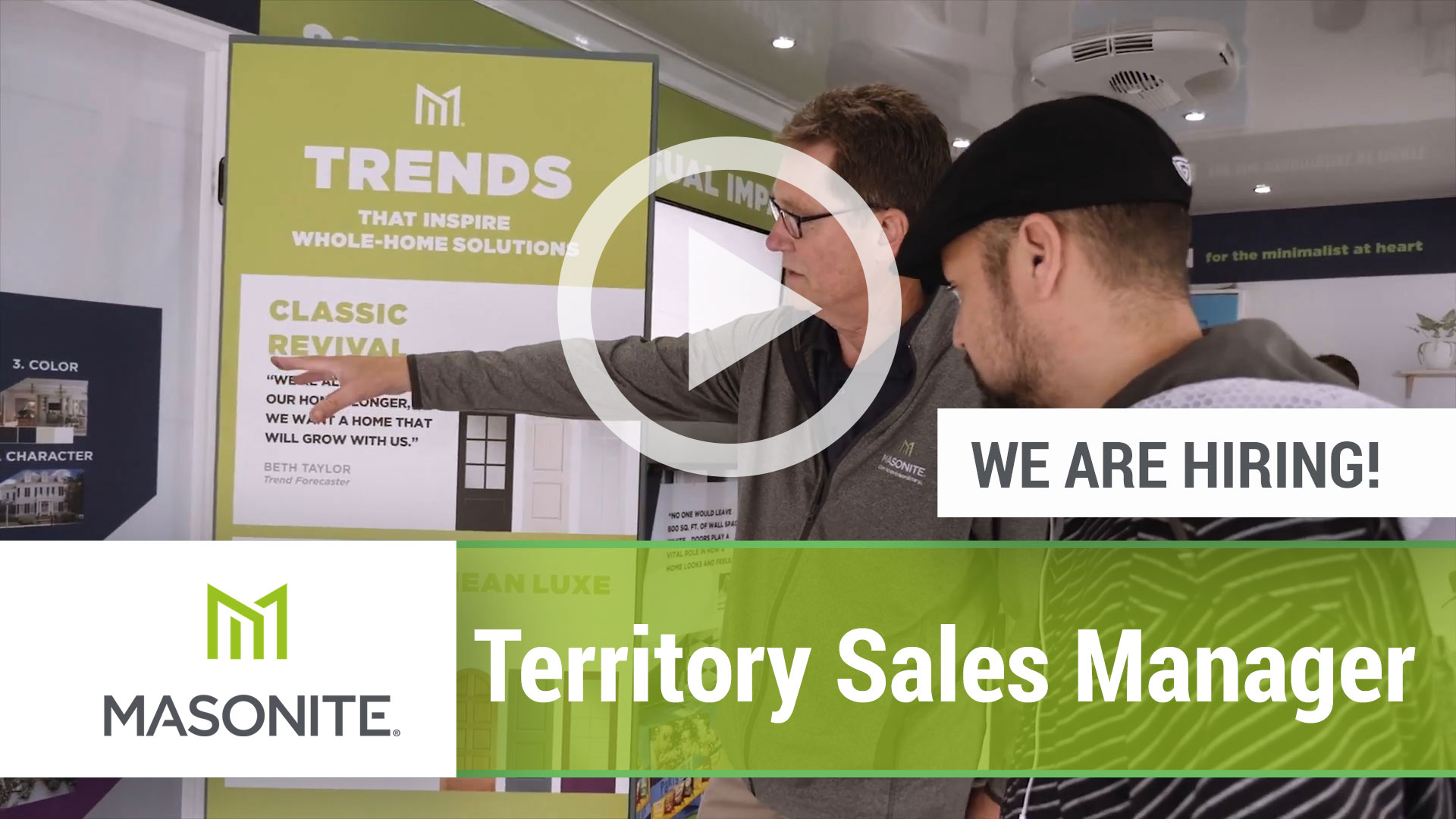Watch our careers video for available job opening Territory Sales Manager in Mesquite, Houston and Dallas.