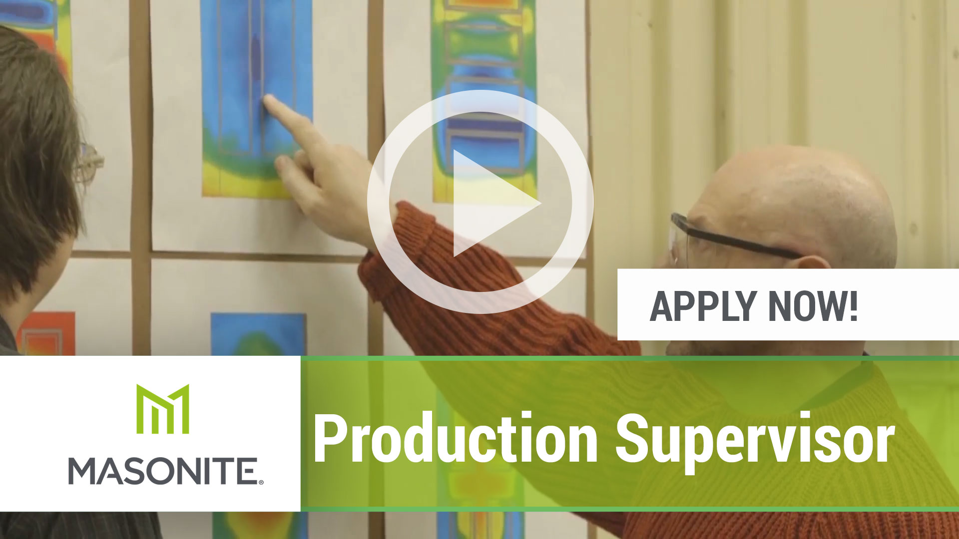 Watch our careers video for available job opening Production Supervisor in North Platte, NE.  USA