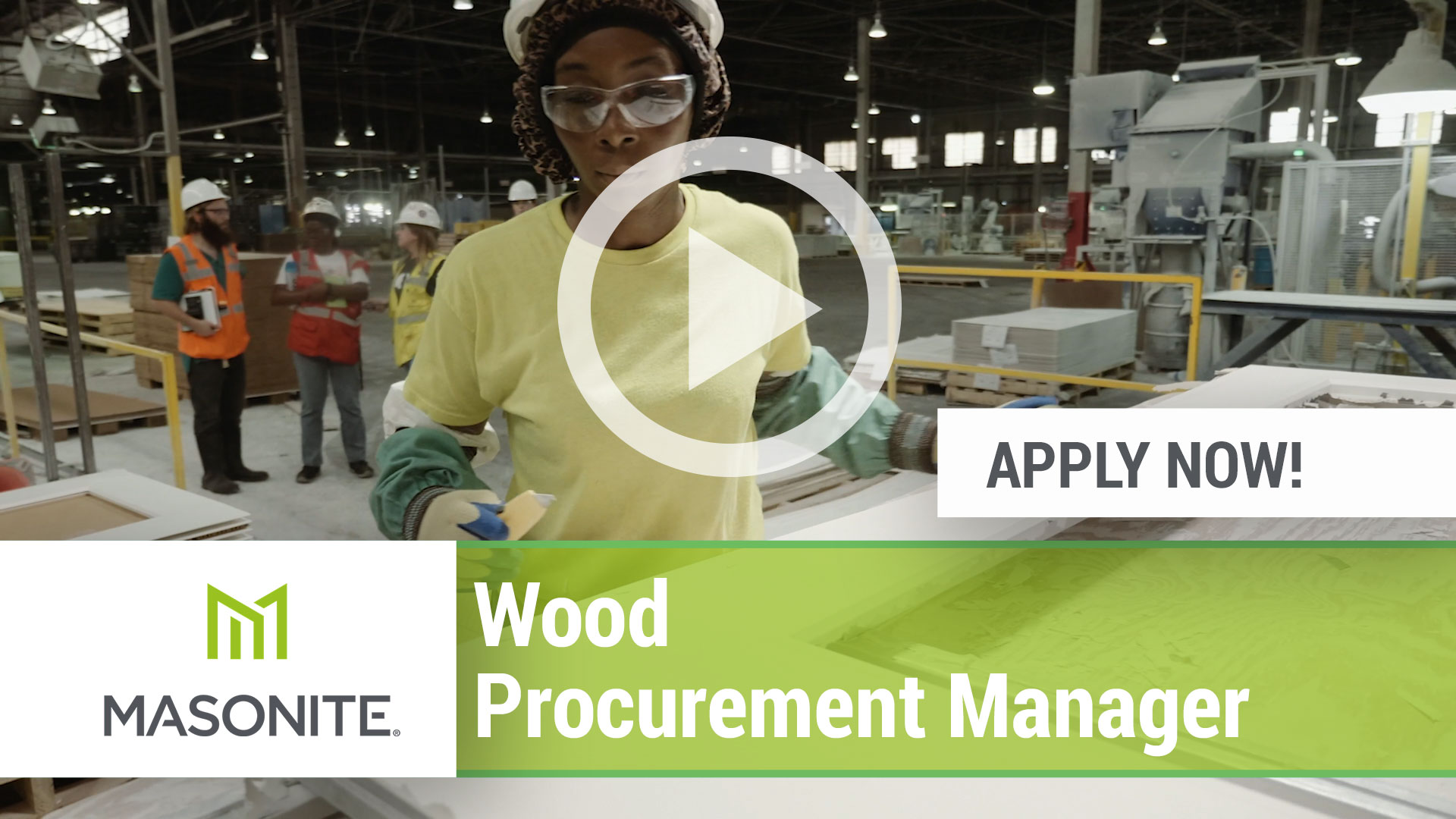 Watch our careers video for available job opening Wood Procurement Manager in Laurel, MS.  USA
