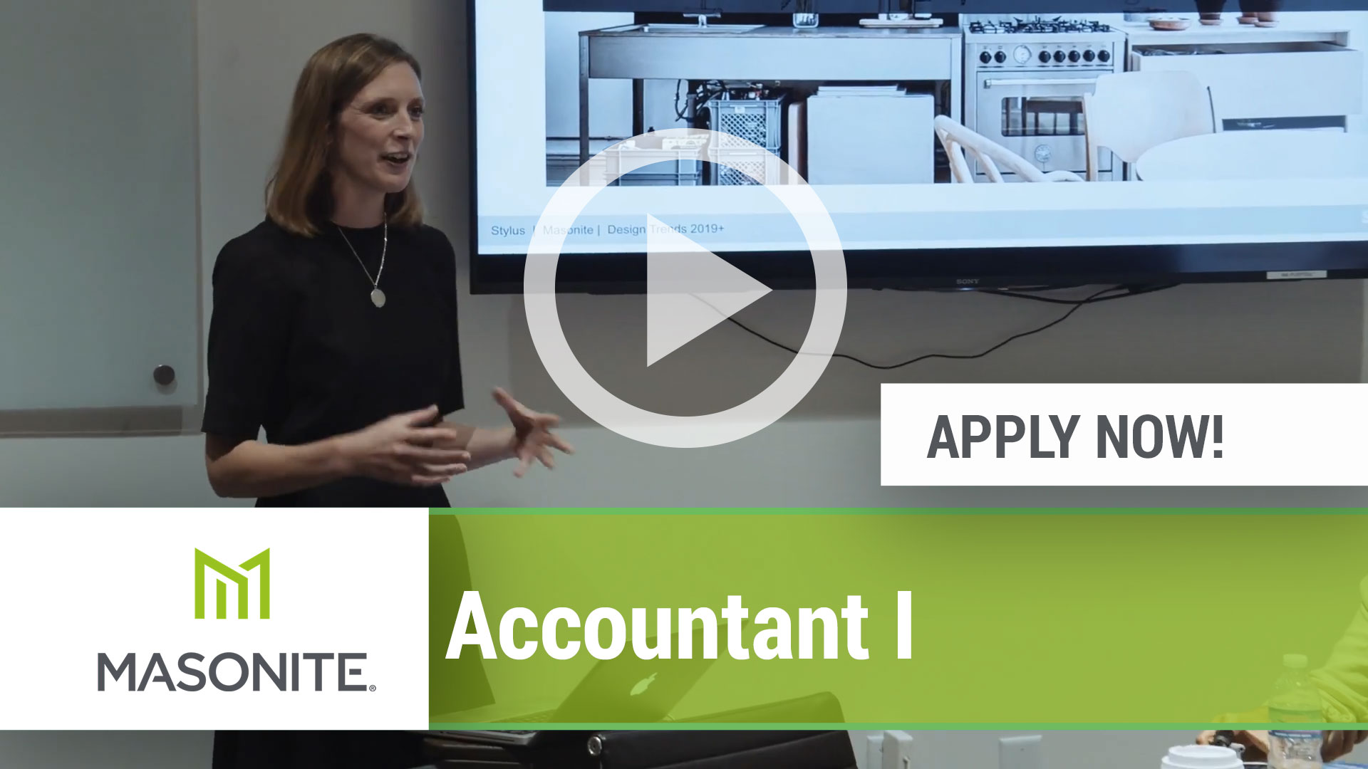 Watch our careers video for available job opening Accountant I in Varies, Varies.  USA