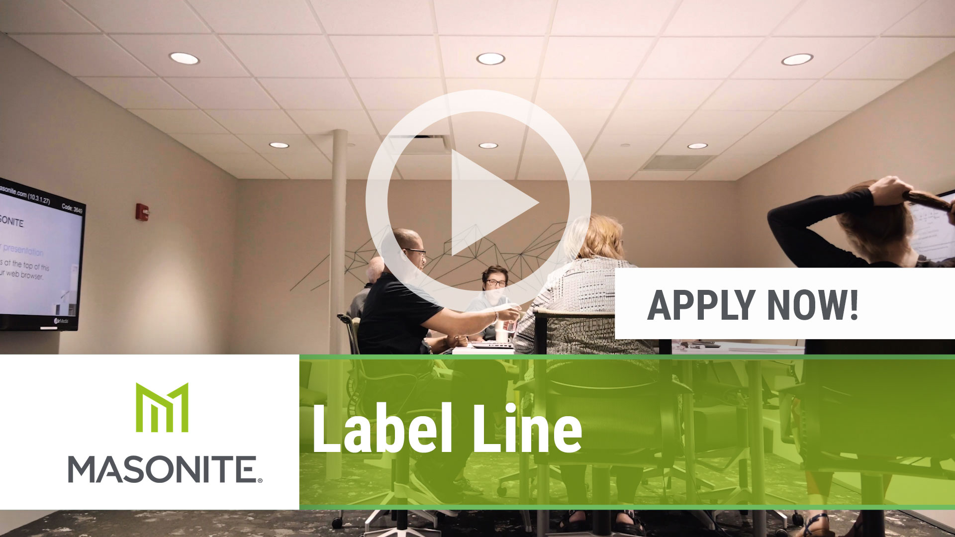 Watch our careers video for available job opening Label Line Associate in Northumberland, PA, USA