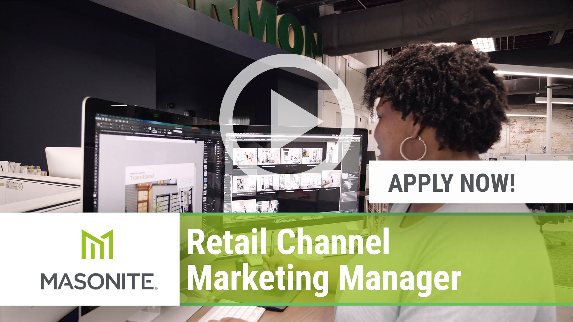 Watch our careers video for available job opening Retail Channel Marketing Manager in Tampa, FL, USA