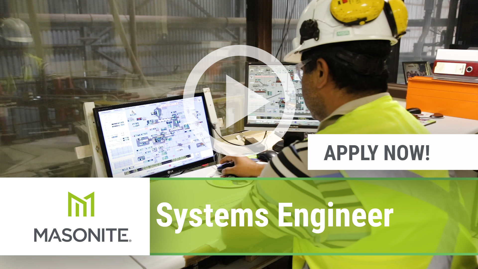 Watch our careers video for available job opening Systems Engineer in Tampa, FL, USA