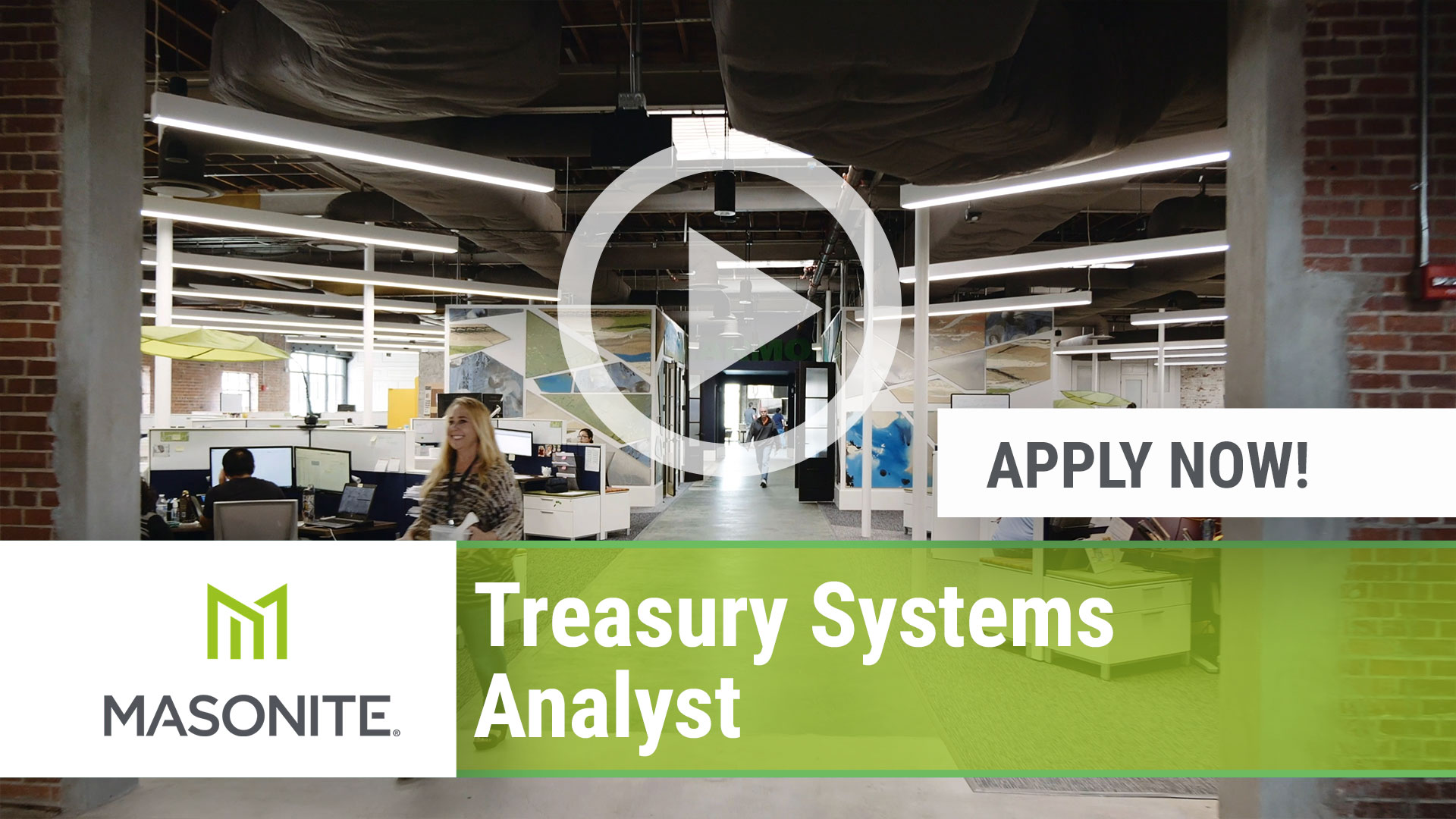 Watch our careers video for available job opening Treasury Systems Analyst in Tampa, FL, USA