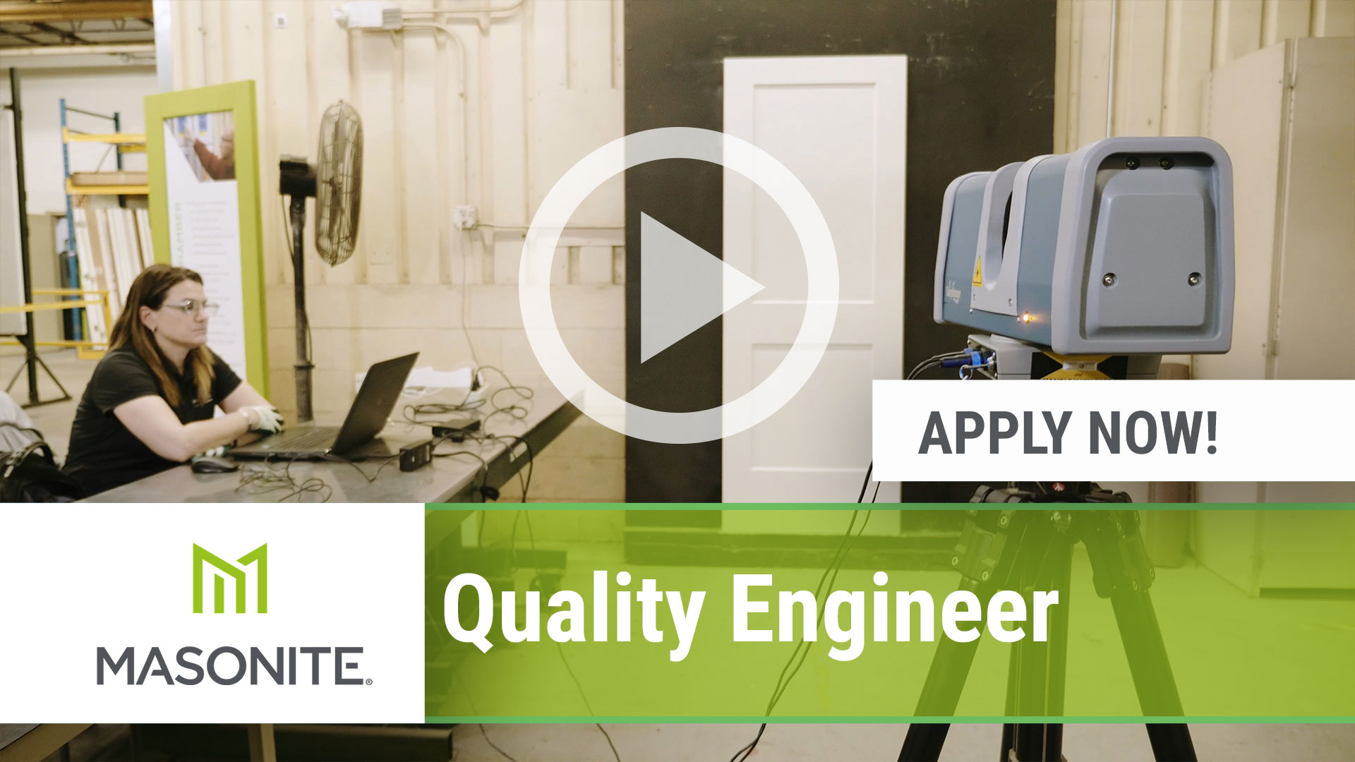 Watch our careers video for available job opening Quality Engineer in Jefferson City, TN, USA