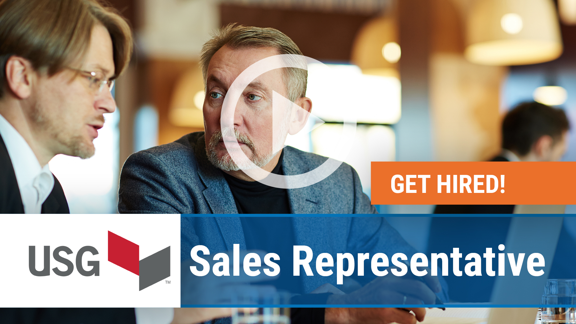 Watch our careers video for available job opening Sales Representative in Charlotte, NC
