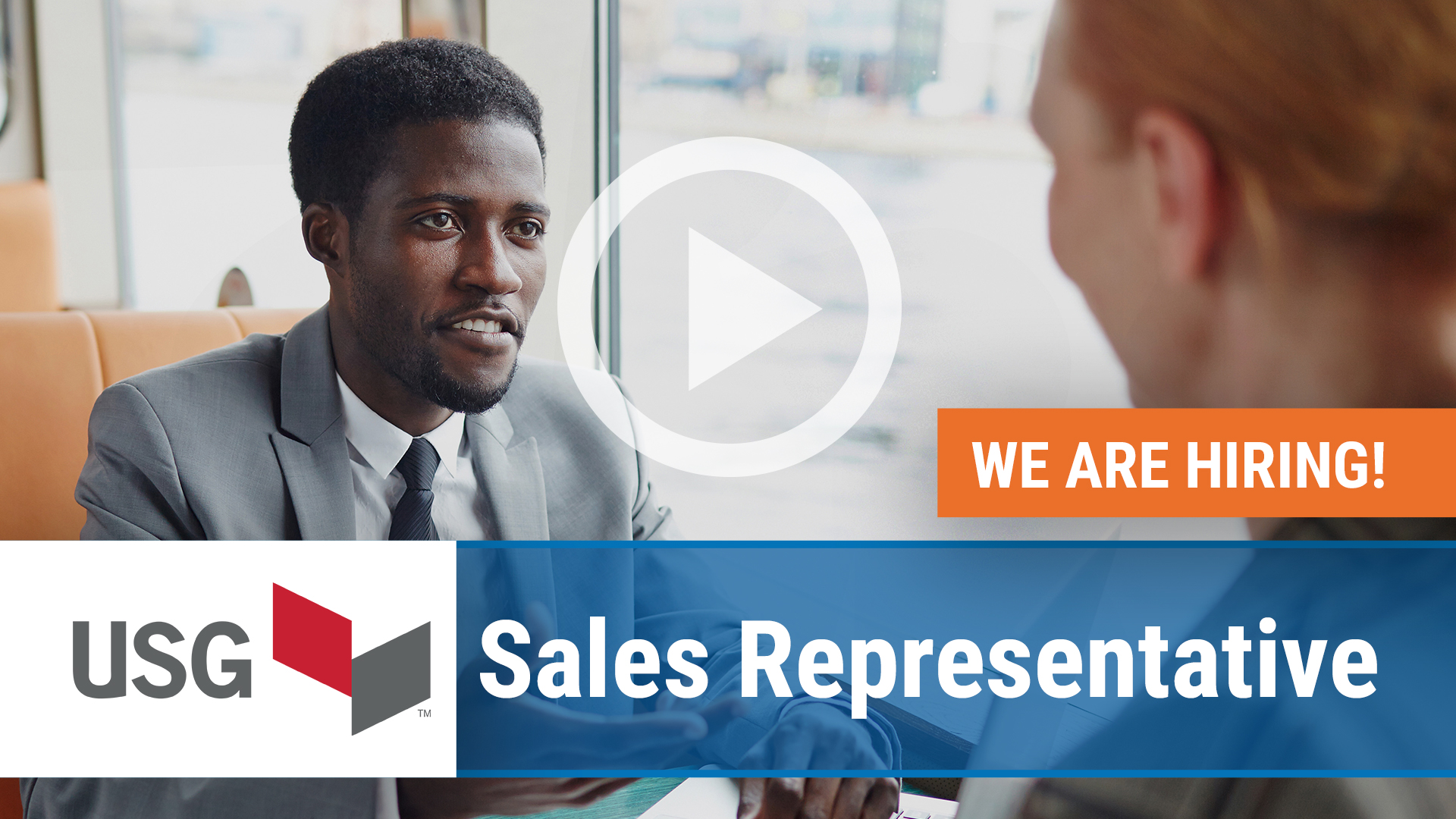 Watch our careers video for available job opening Sales Representative in New York, NY