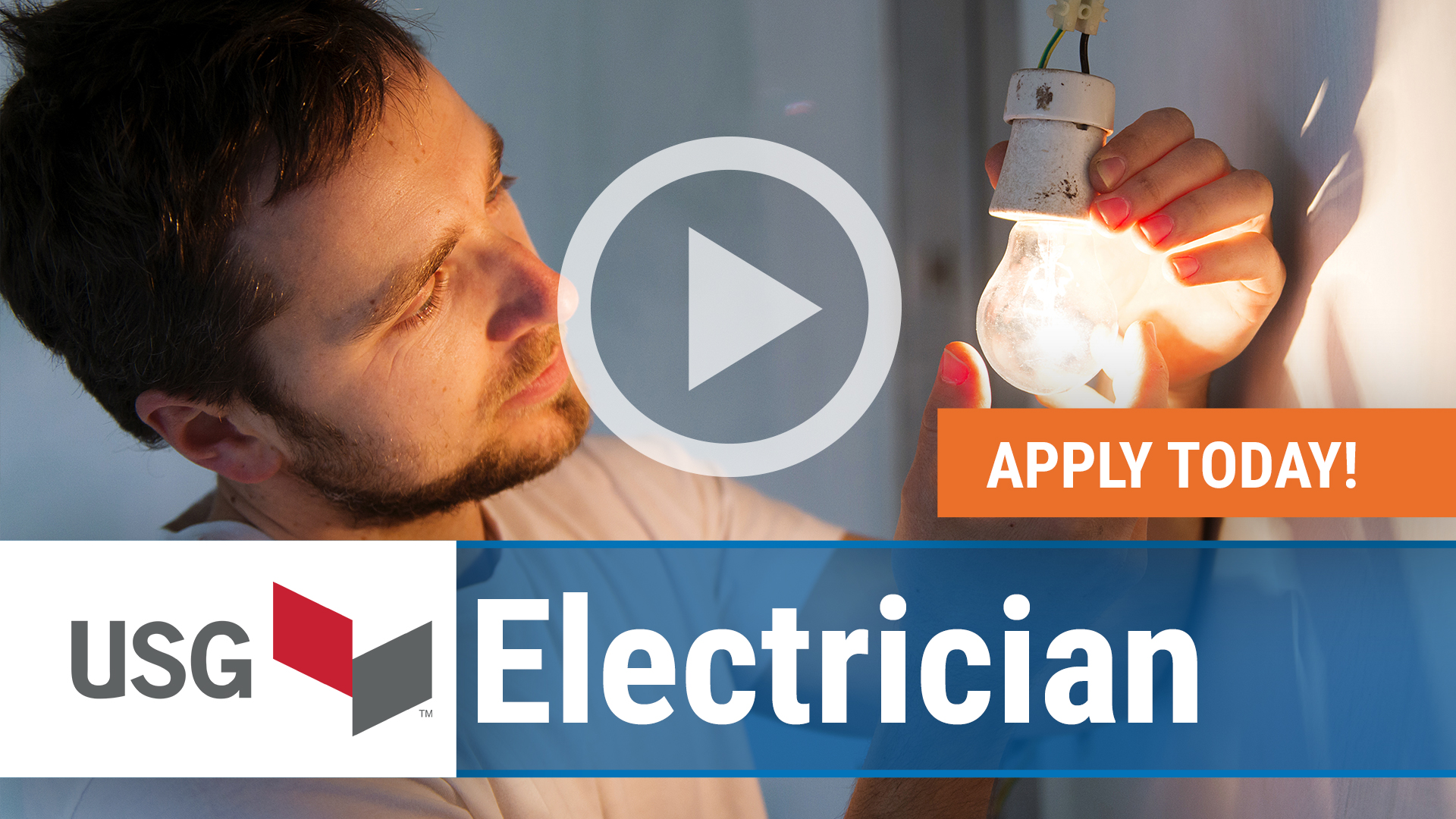 Watch our careers video for available job opening Electrician in Fort Dodge, IA