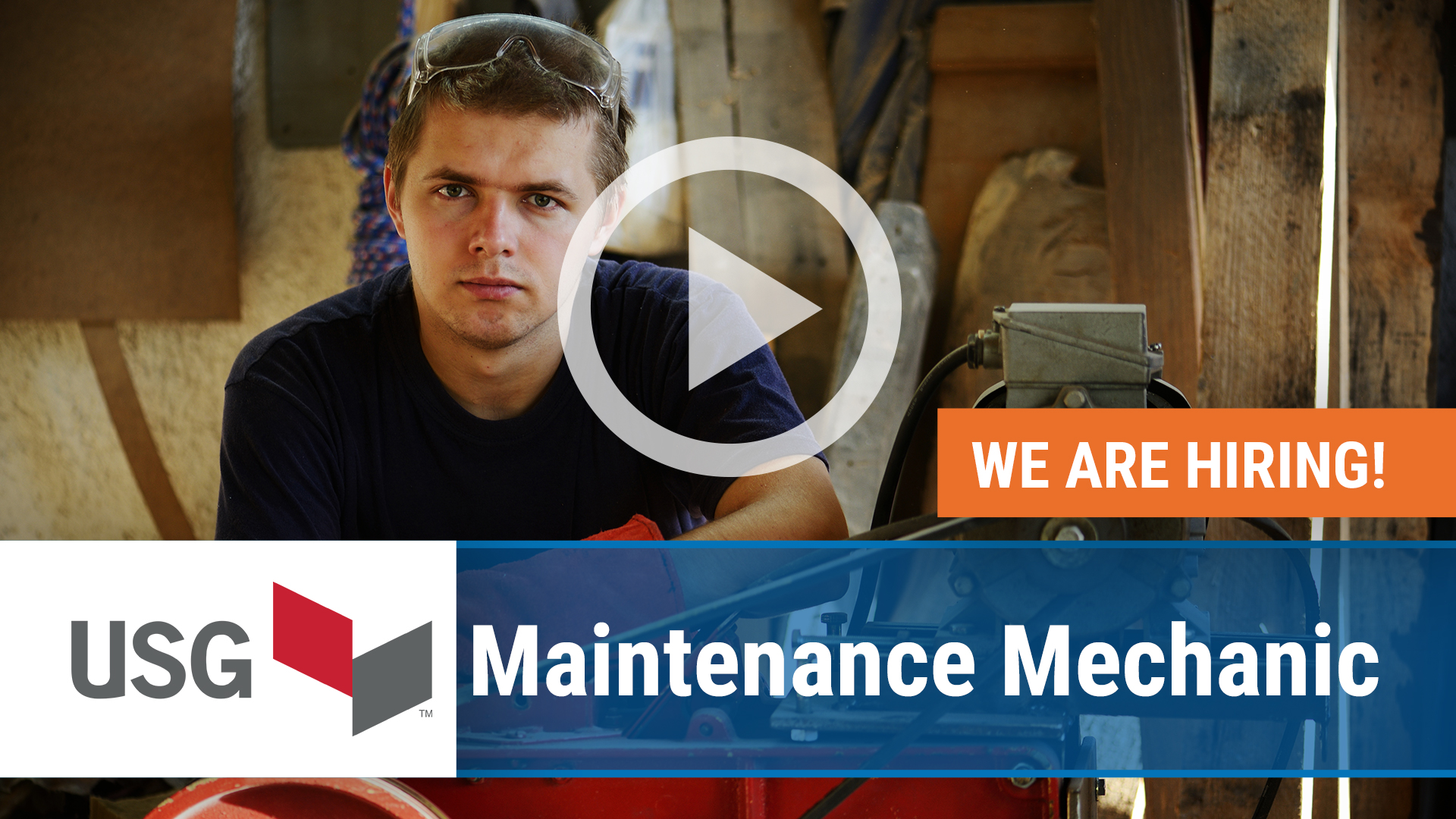 Watch our careers video for available job opening Maintenance Mechanic in El Centro, CA, USA