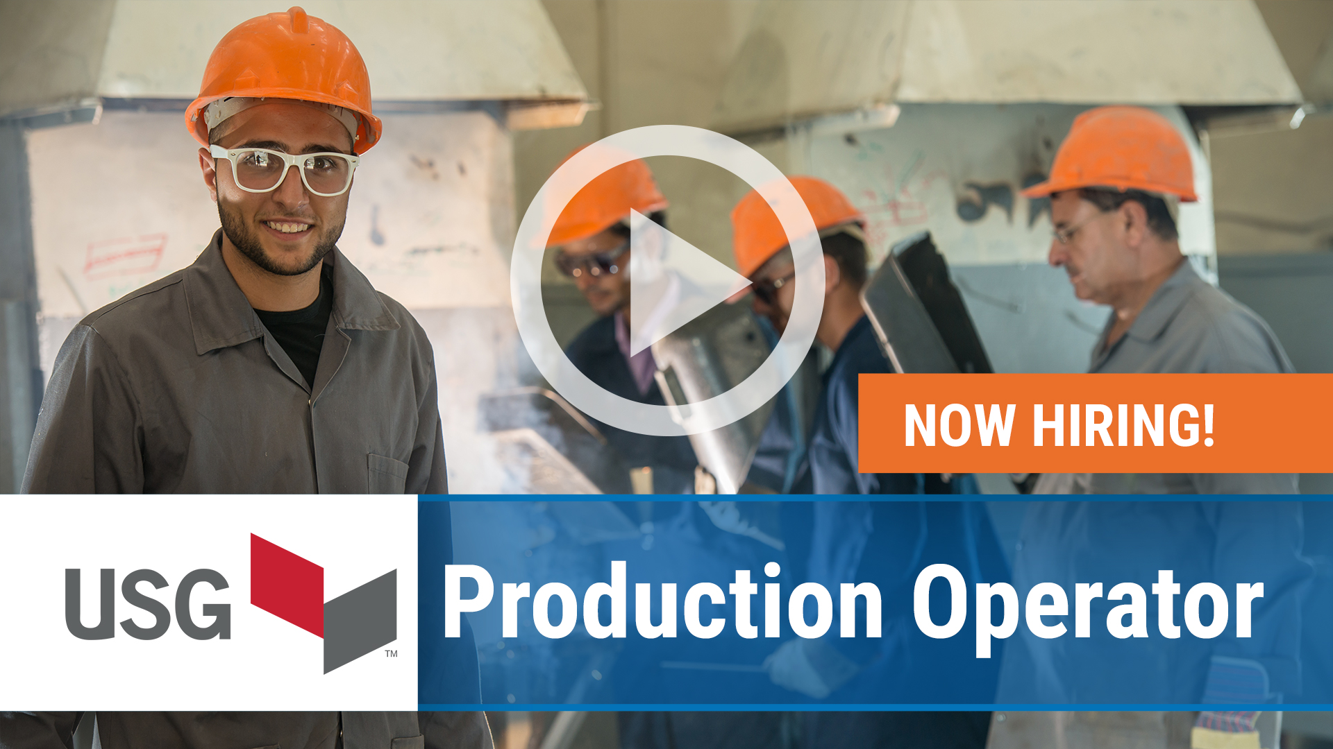 Watch our careers video for available job opening Production Operator in Auburn, WA, USA