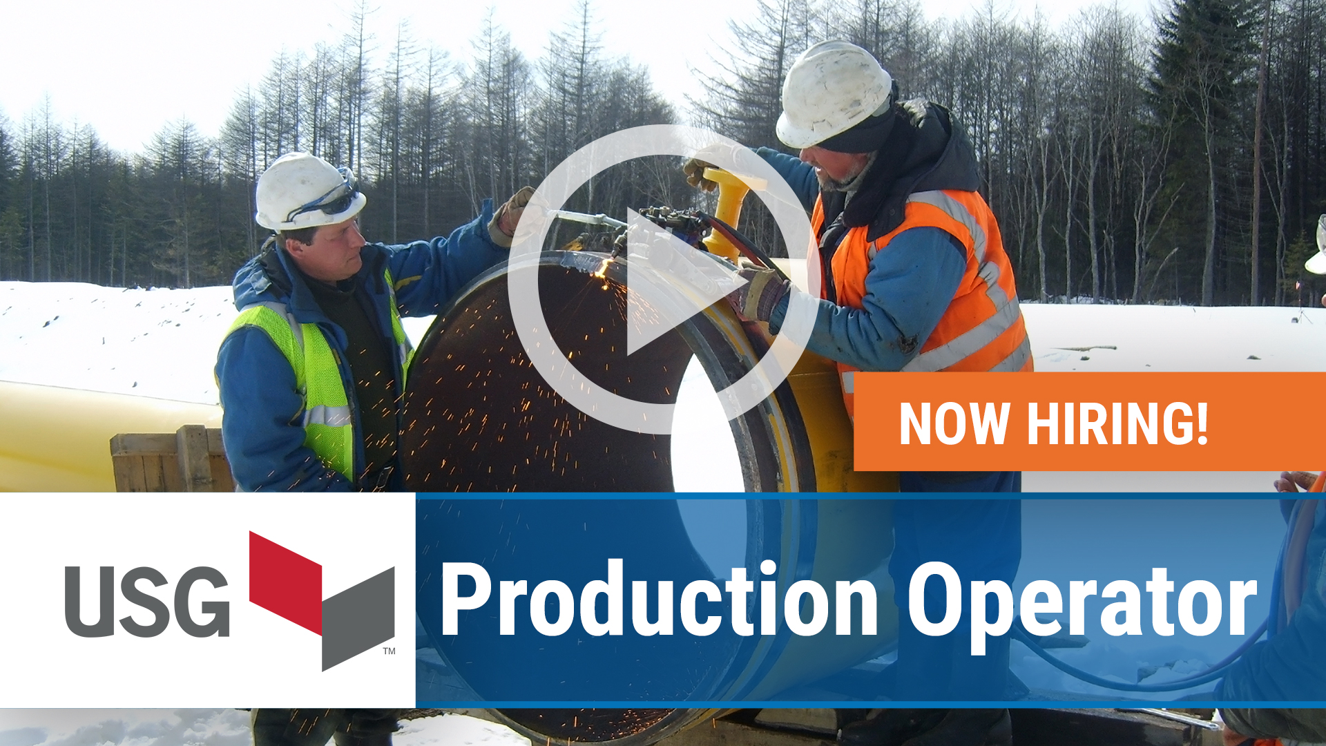 Watch our careers video for available job opening Production Operator in Mediapolis, IA