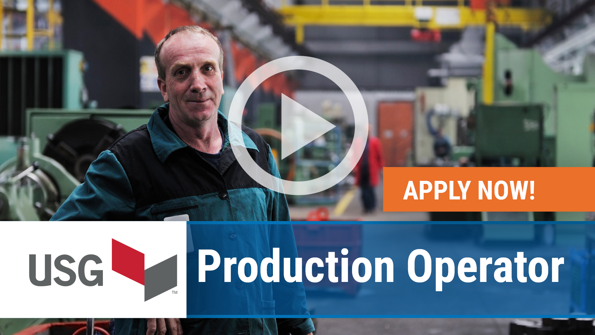 Watch our careers video for available job opening Production Operator in Fort Dodge, IA