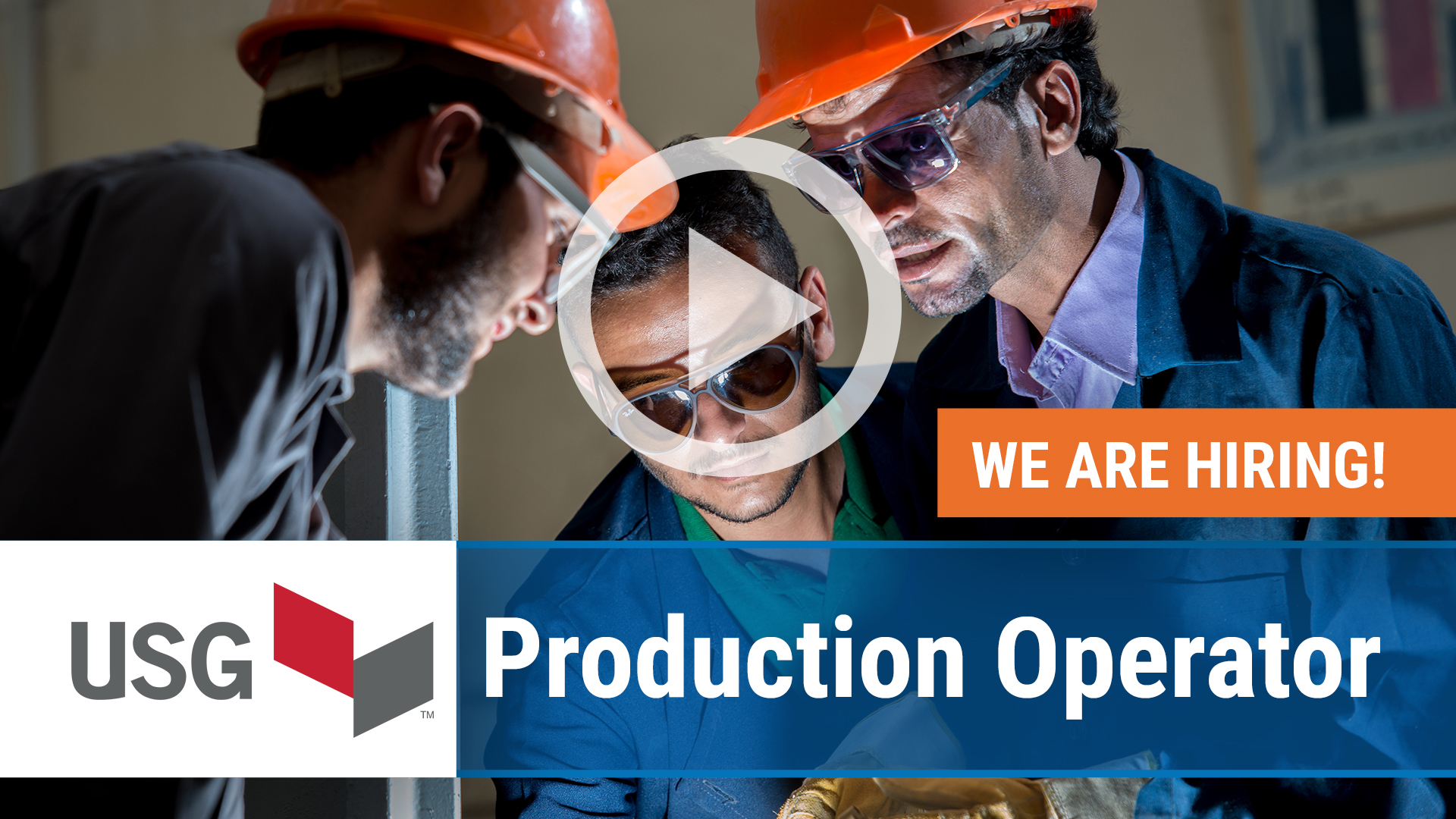 Watch our careers video for available job opening Production Operator in Southard, OK