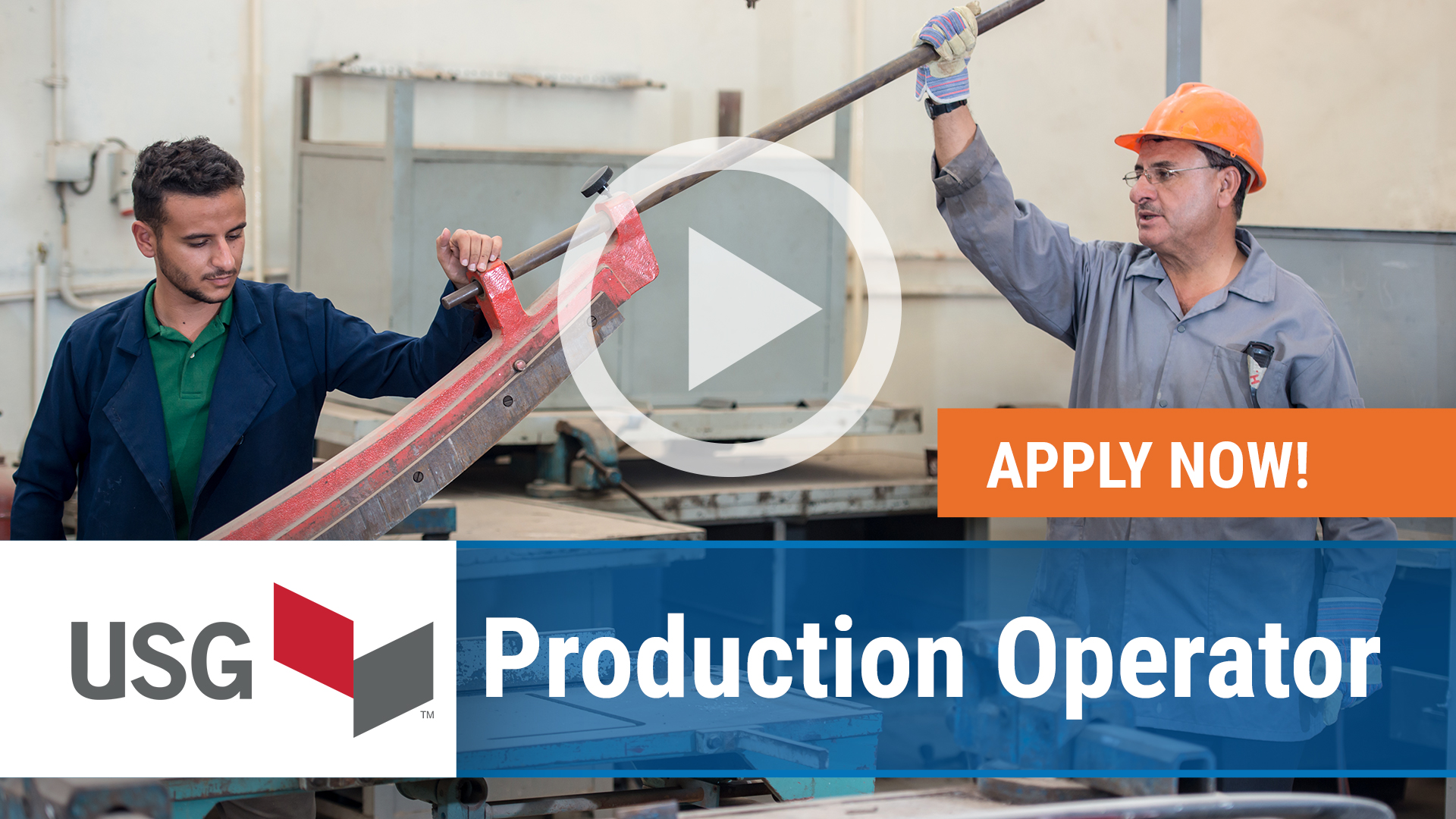 Watch our careers video for available job opening Production Operator in Dallas, TX