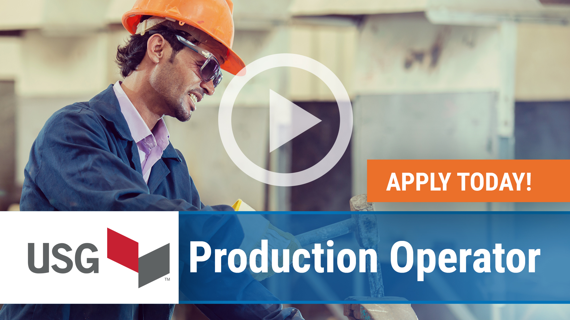 Watch our careers video for available job opening Production Operator in Weirton, VA