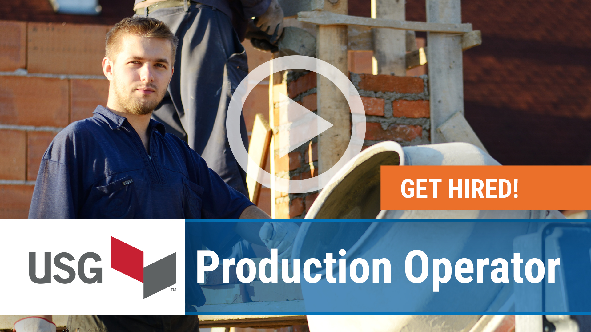 Watch our careers video for available job opening Production Operator in Jacksonville, FL, USA