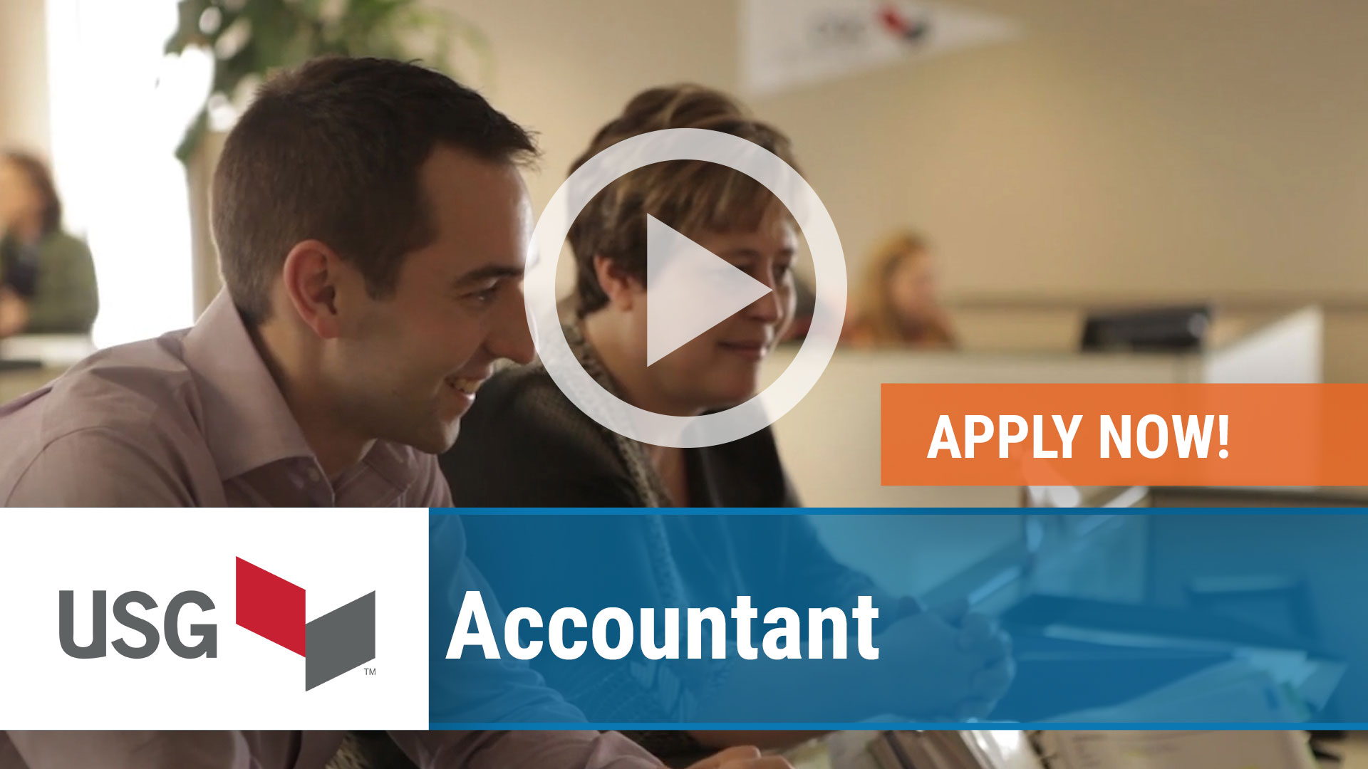 Watch our careers video for available job opening Accountant in Chicago, Illinois