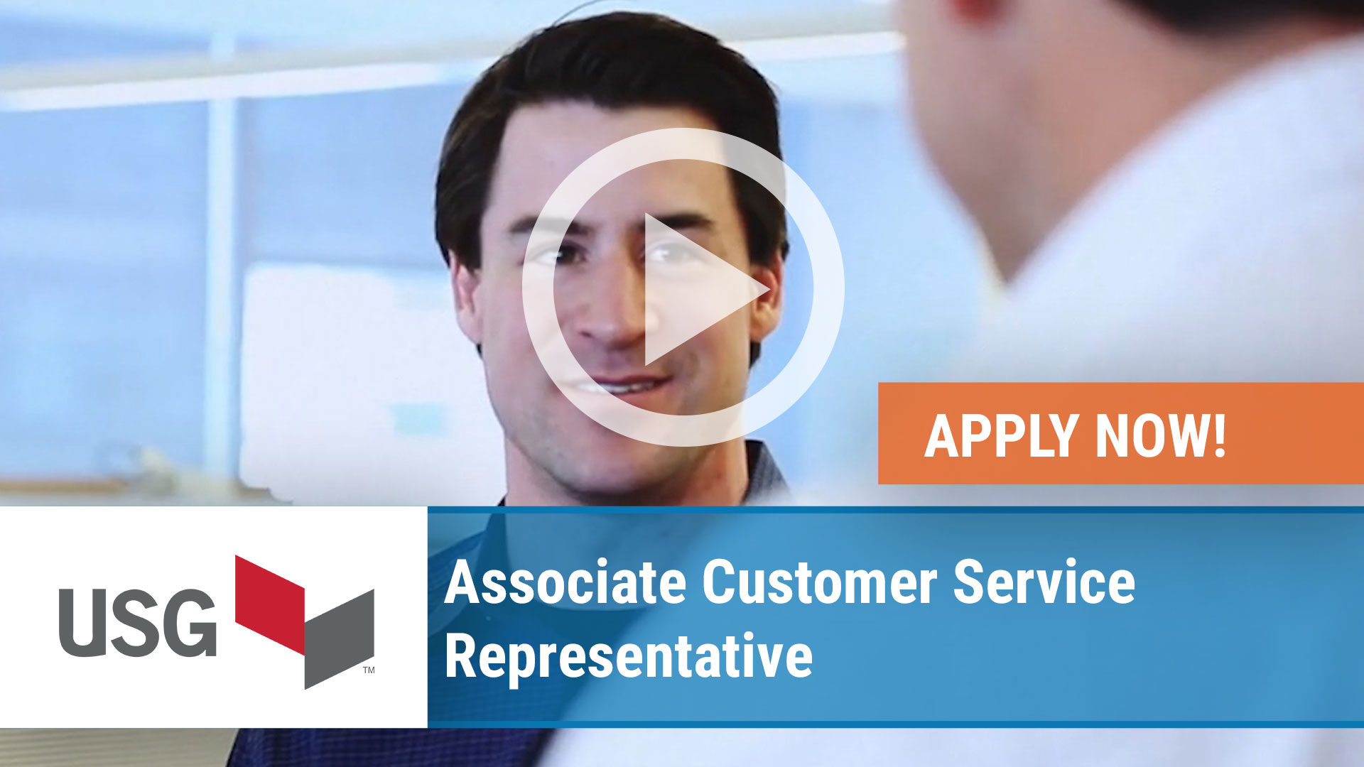 Watch our careers video for available job opening Associate Customer Service Representative in Chicago, Illinois