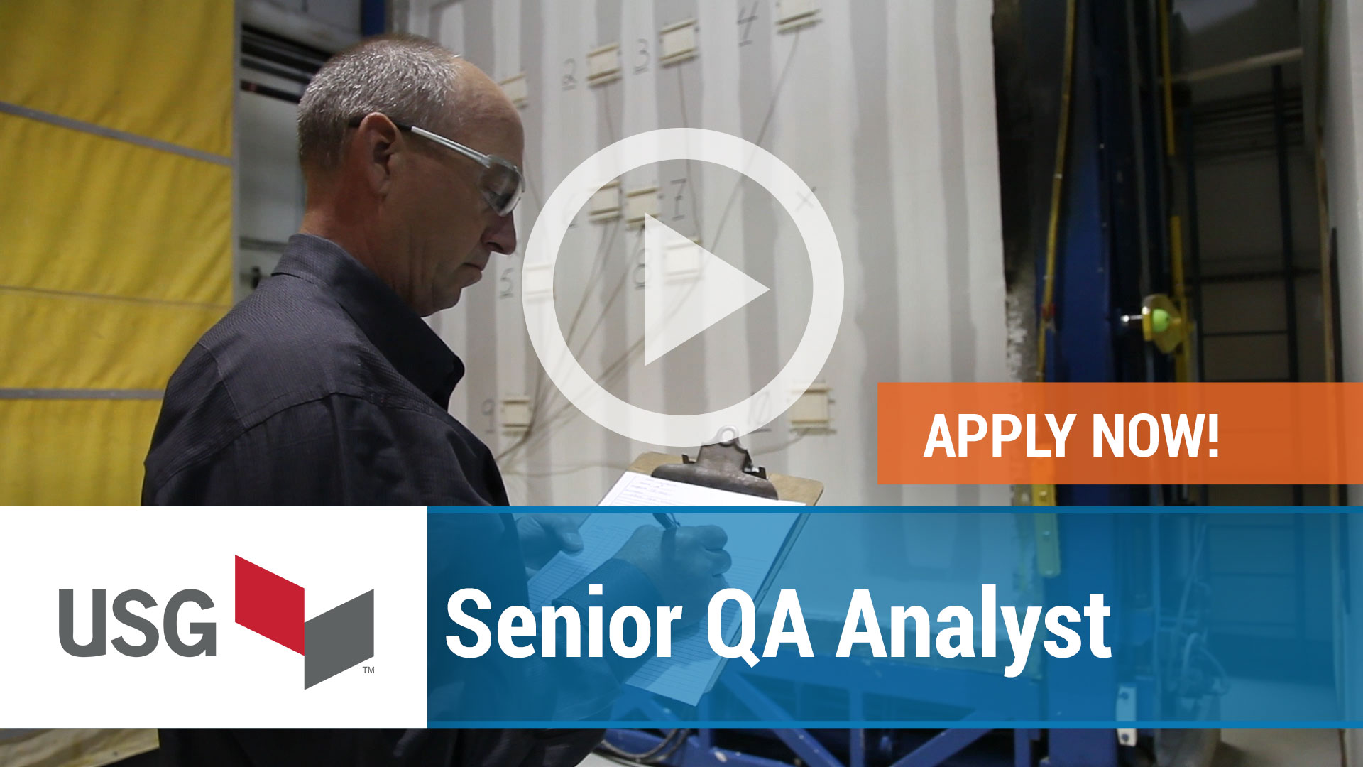 Watch our careers video for available job opening Senior QA Analyst in Chicago, IL, USA