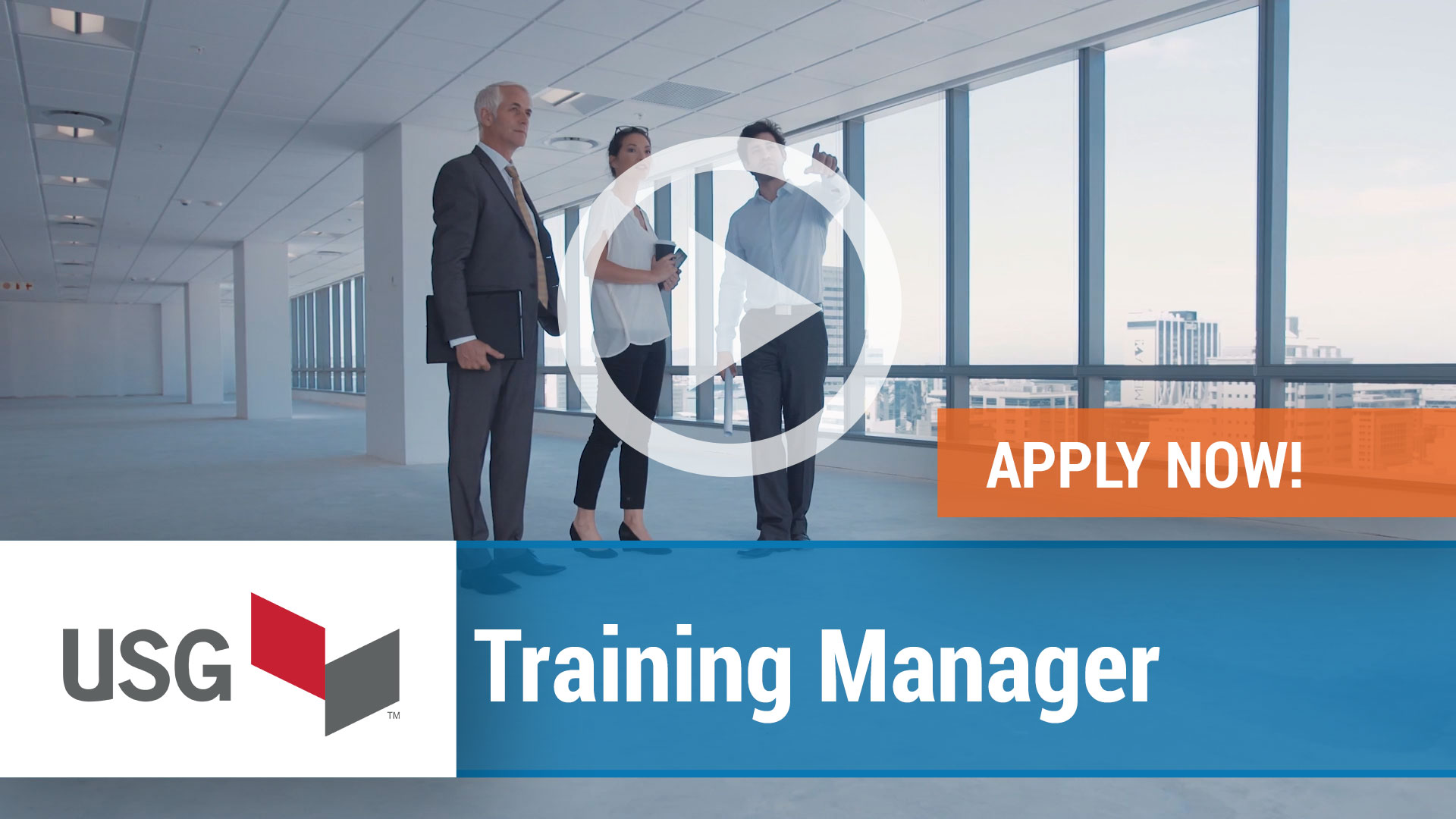 Watch our careers video for available job opening Training Manager in Chicago, IL, USA