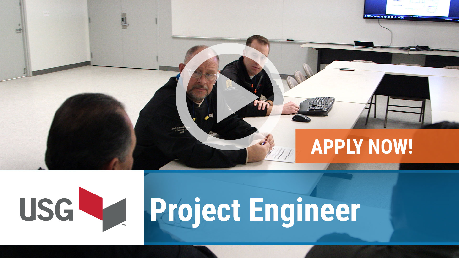 Watch our careers video for available job opening Project Engineer in United States