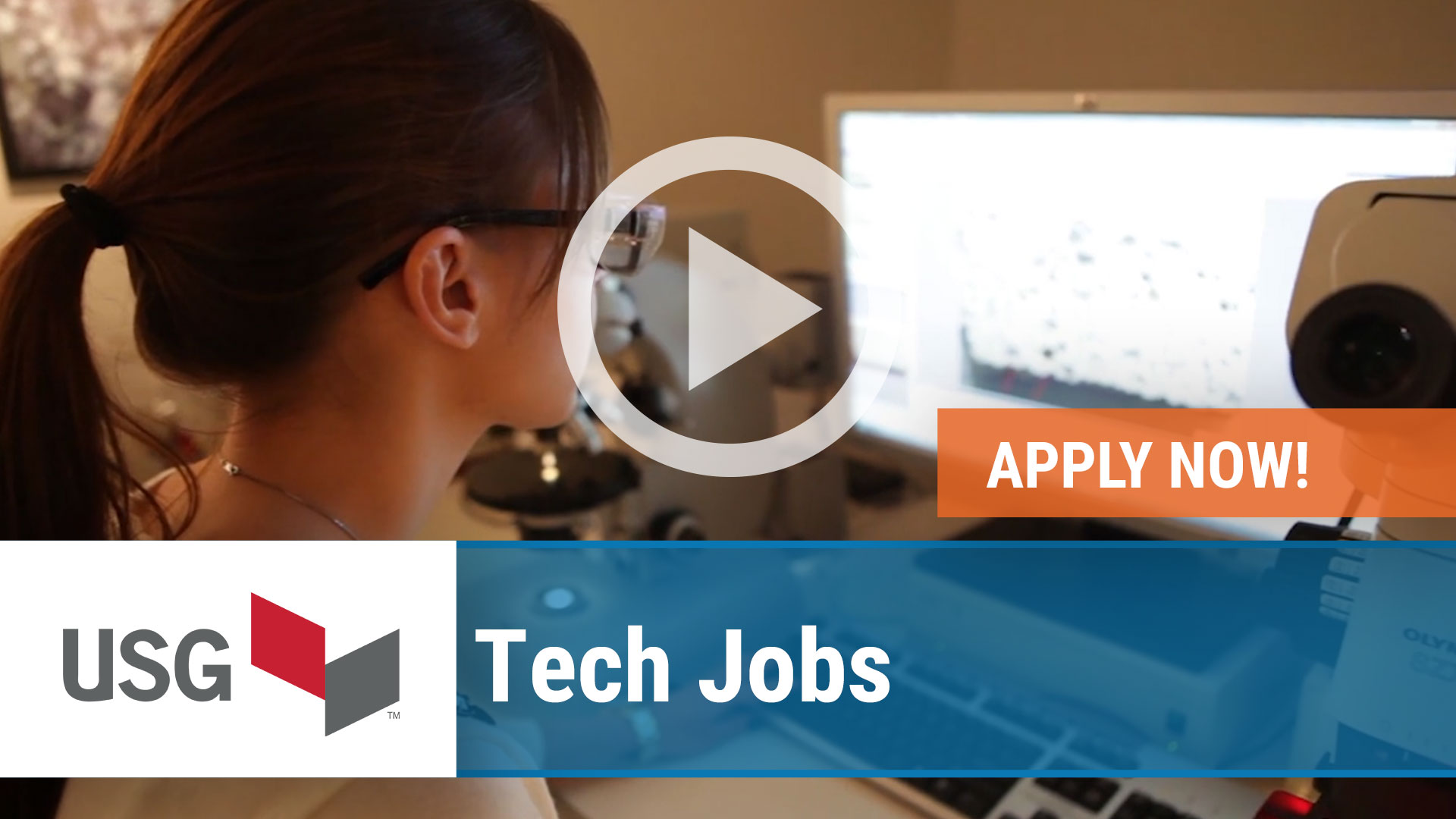 Watch our careers video for available job opening USG is Searching for Technology Professionals! in Rainier, Oregon, USA