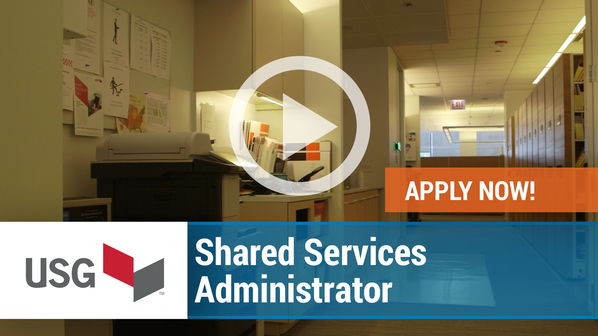 Watch our careers video for available job opening Shared Services Administrator in Galena Park, TX, USA