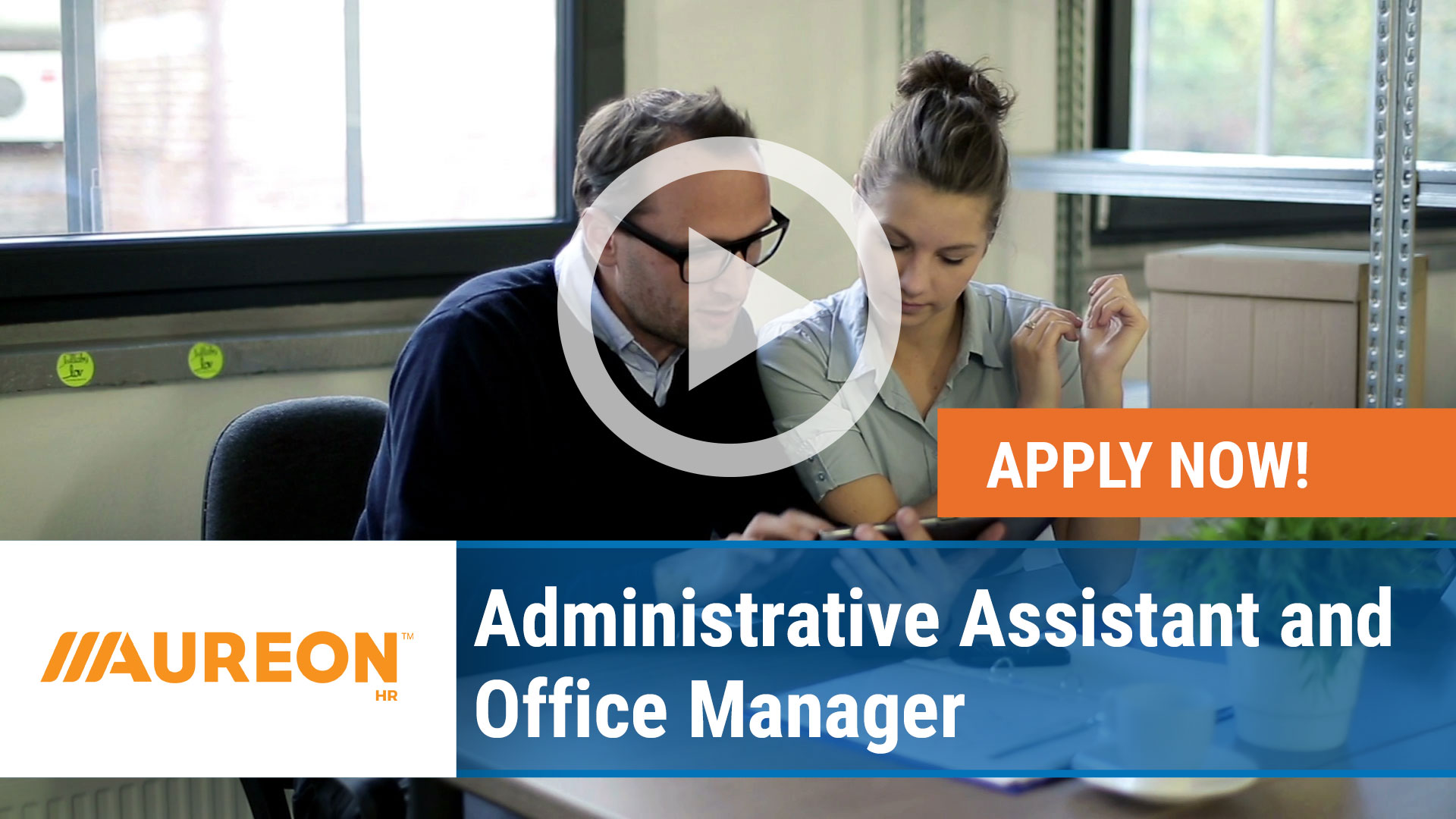 Watch our careers video for available job opening Administrative Assistant and Office Manager in Des Moines,  IA
