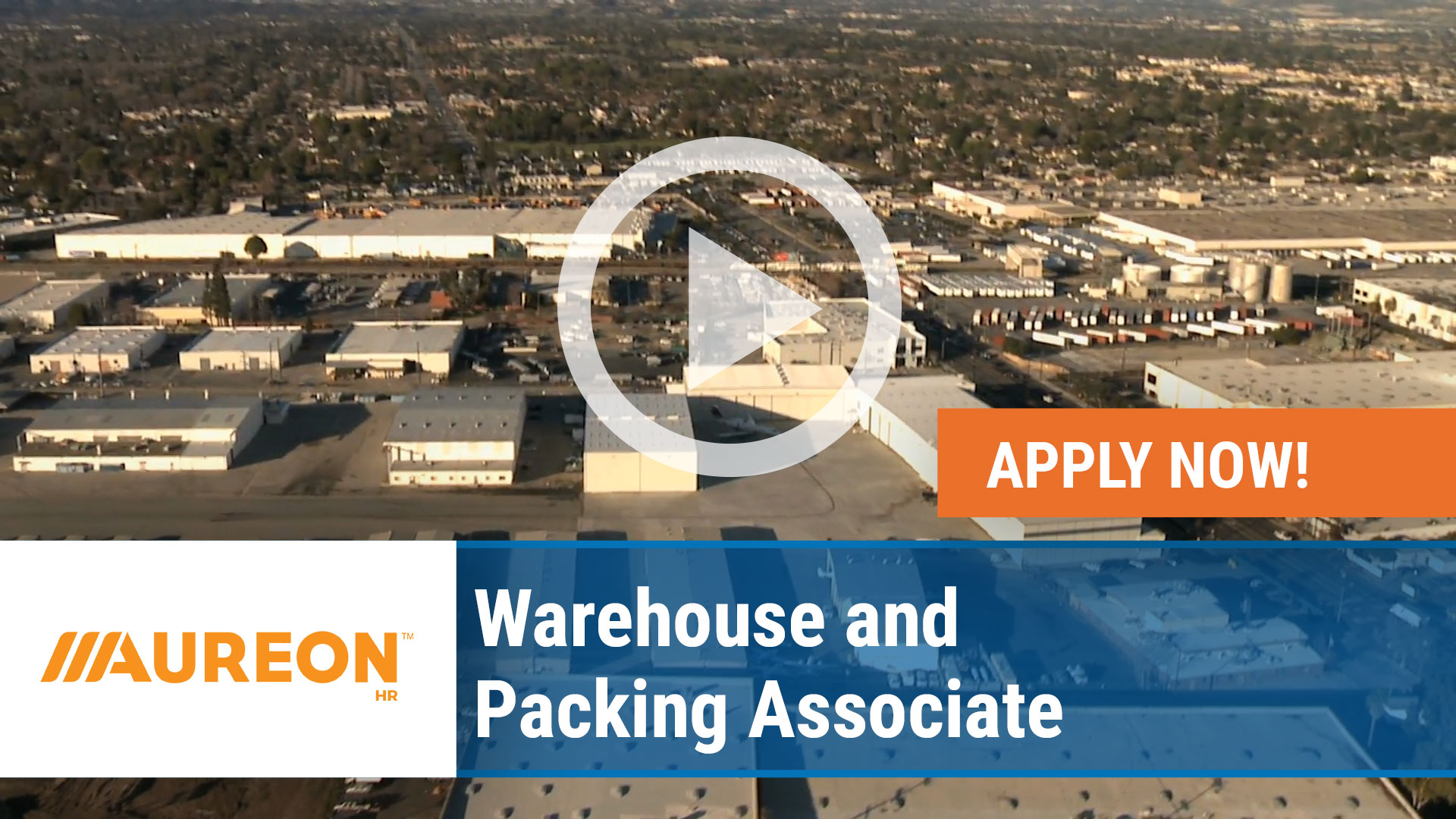 Watch our careers video for available job opening Warehouse and Packing Associate in Des Moines,  IA