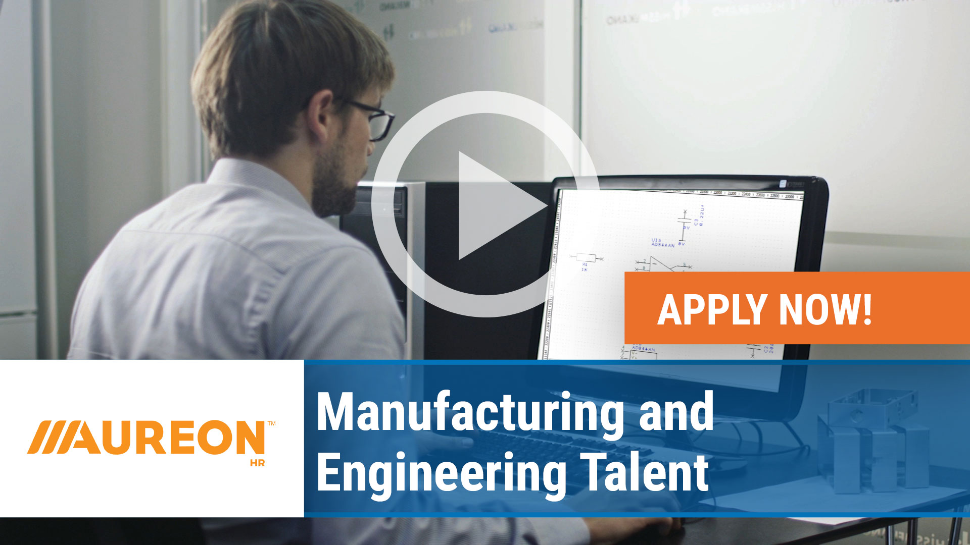 Watch our careers video for available job opening Manufacturing and Engineering Talent in Indianola, IA