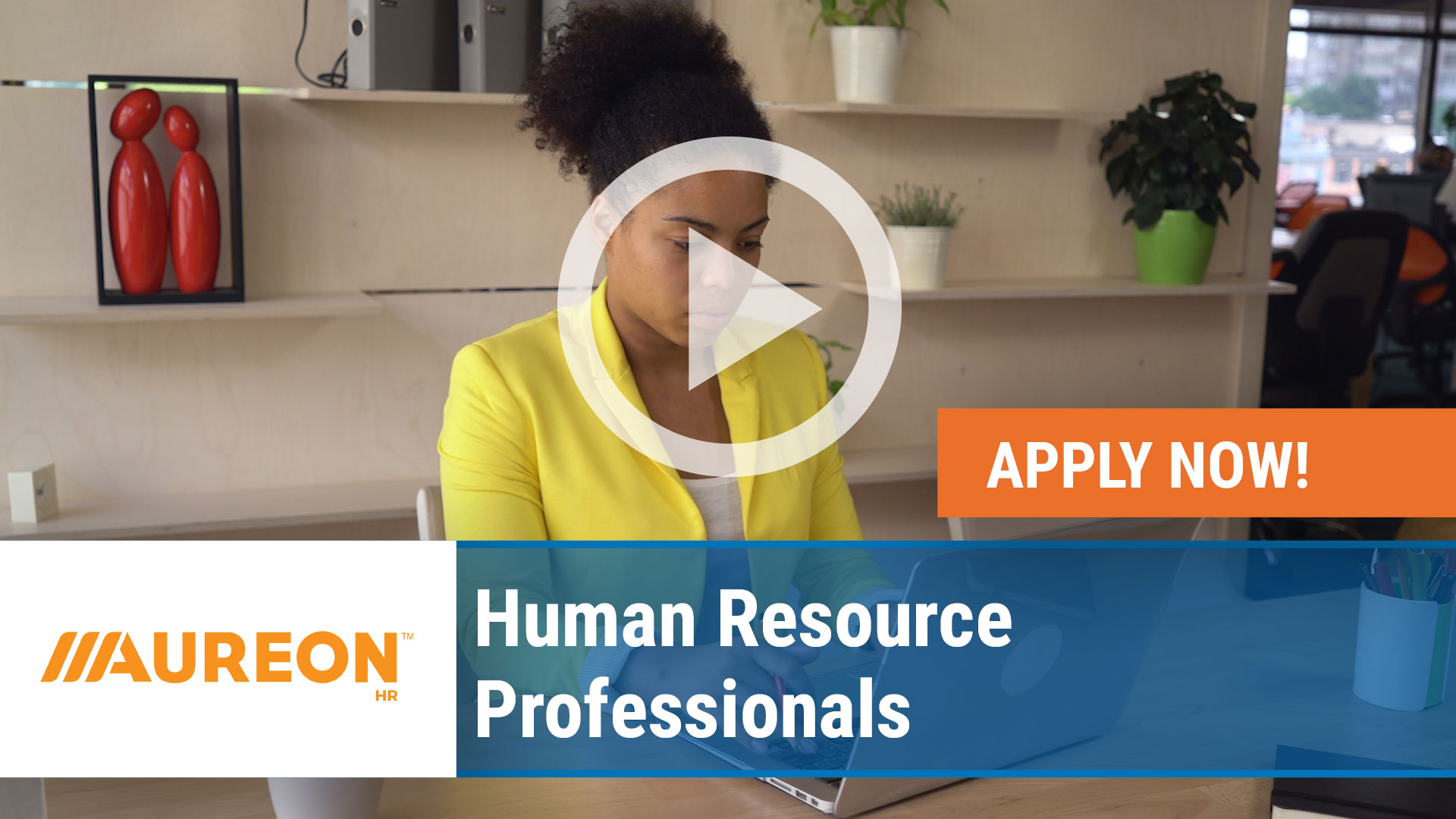Watch our careers video for available job opening Human Resource Professionals in Des Moines,   IA