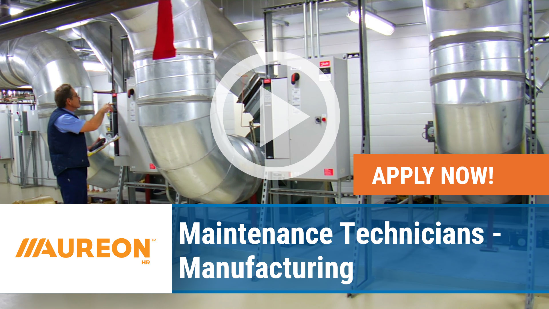 Watch our careers video for available job opening Maintenance Technicians - Manufacturing in Panora,  IA