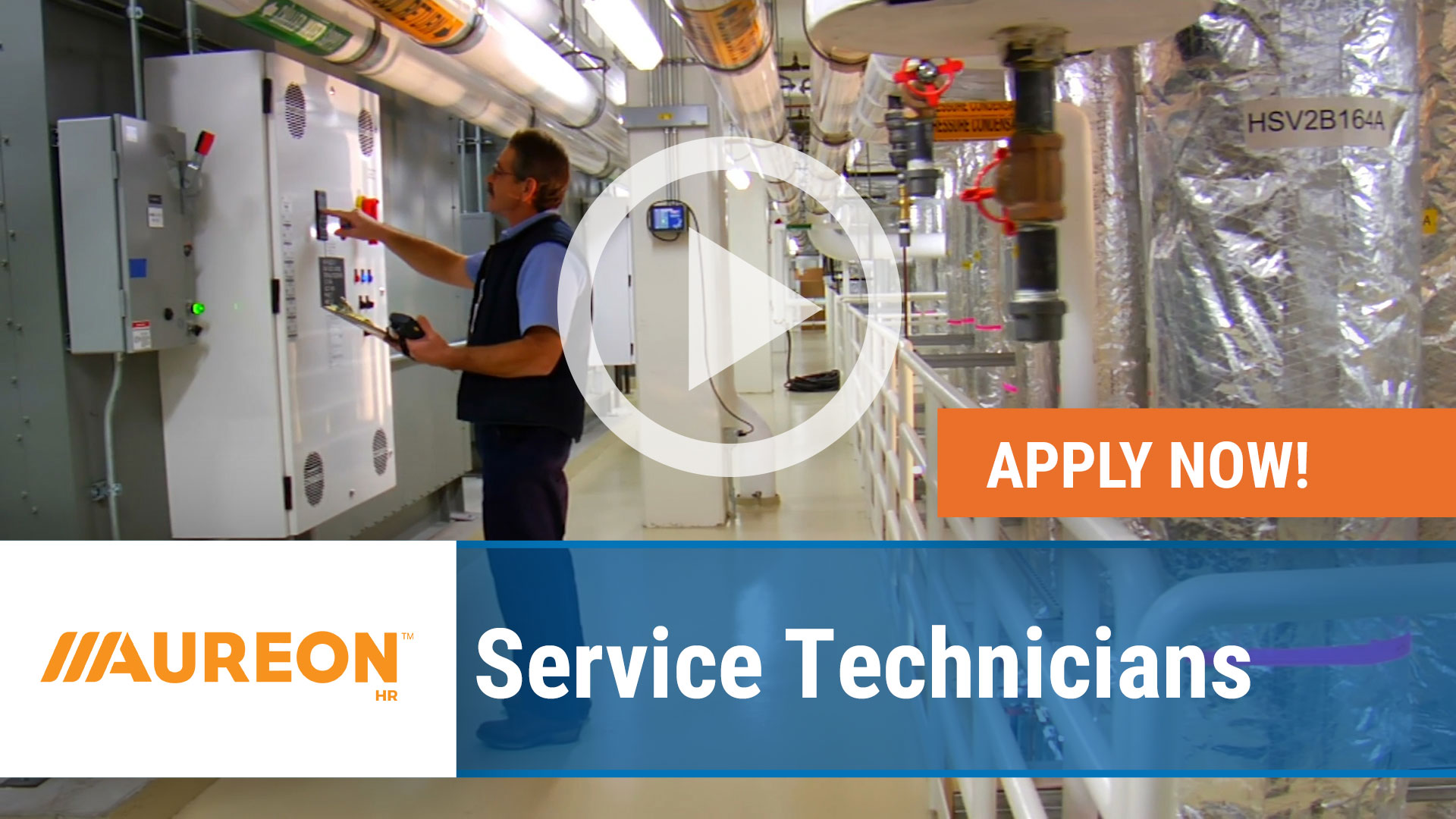 Watch our careers video for available job opening Service Technicians in Des Moines, IA