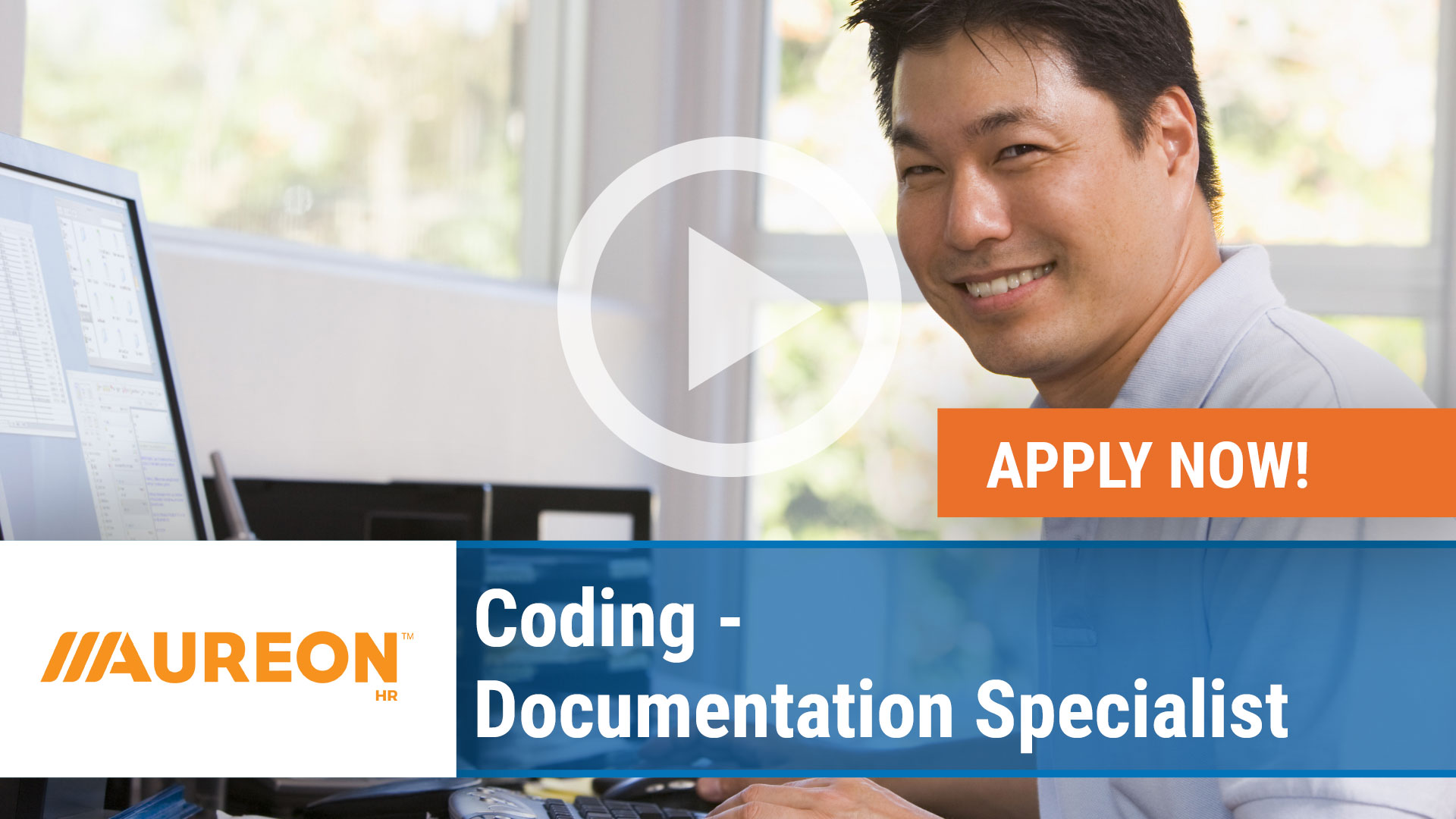 Watch our careers video for available job opening Coding - Documentation Specialist in Des Moines, IA