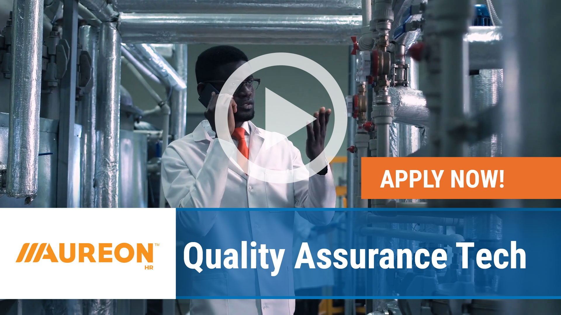 Watch our careers video for available job opening Quality Assurance Tech in Panora, Iowa