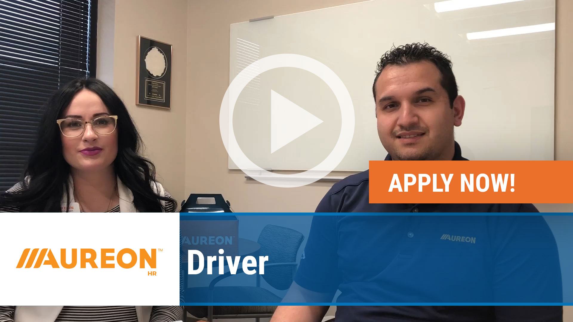 Watch our careers video for available job opening Driver in Des Moines,  IA