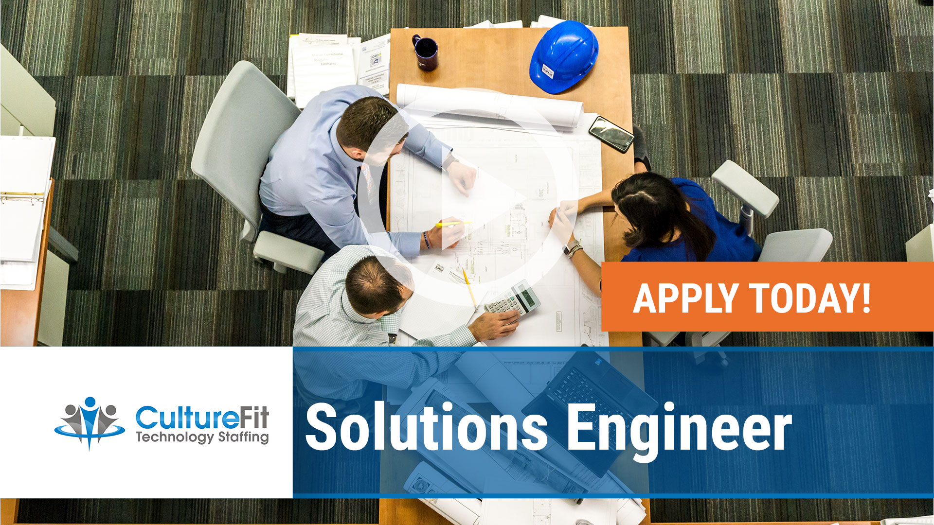 Watch our careers video for available job opening Solutions Engineer in Various, Nationwide