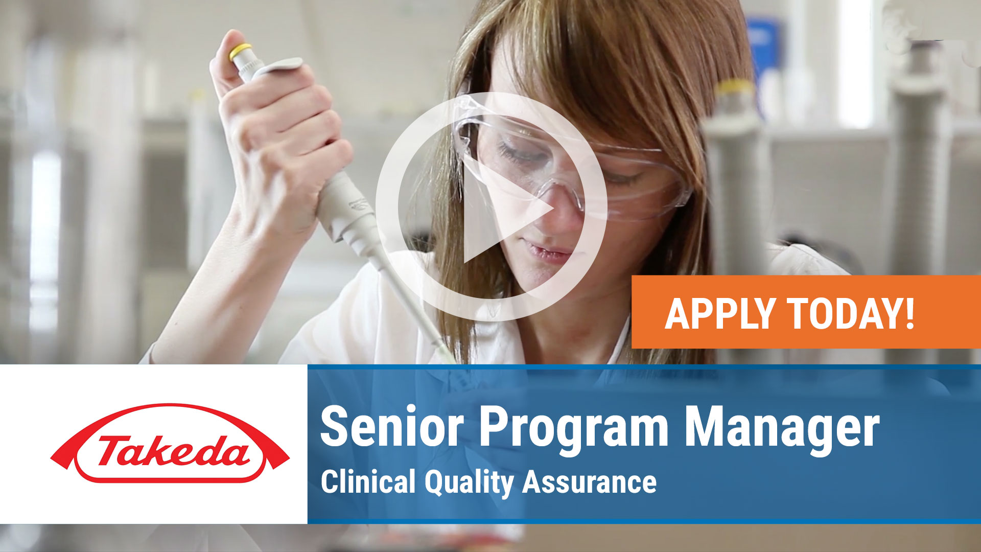 Watch our careers video for available job opening Senior Program Manager - Program Manager - Clinic in Cambridge, MA